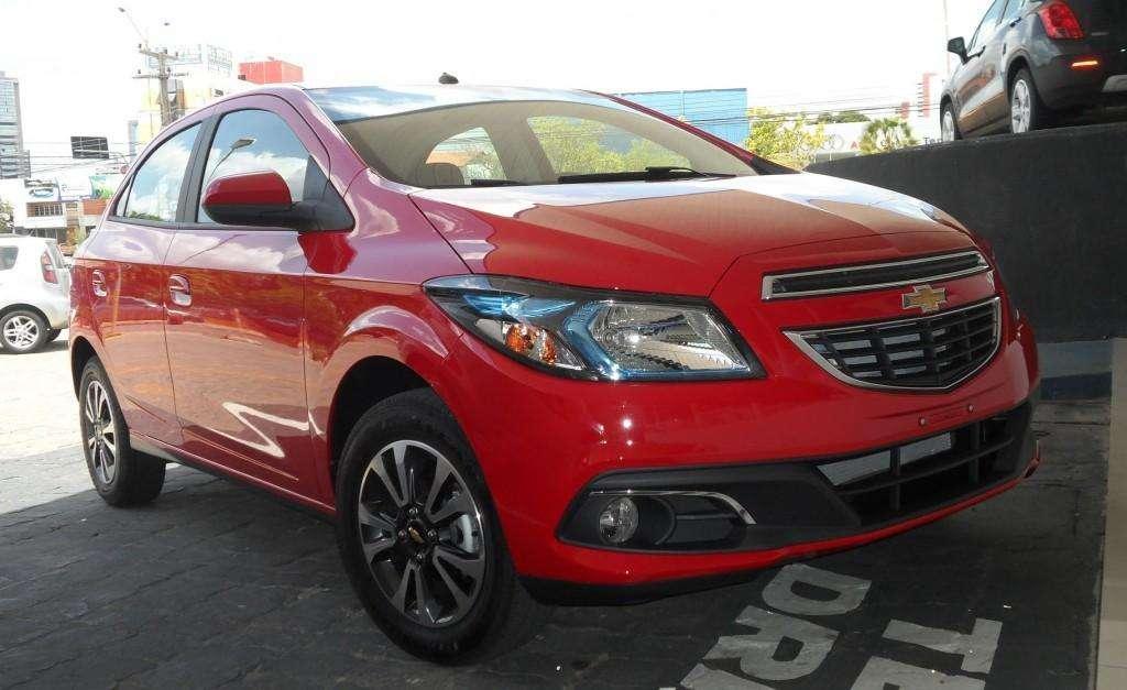 Chevrolet Onix 1.4 obtém selo A do Inmetro em consumo