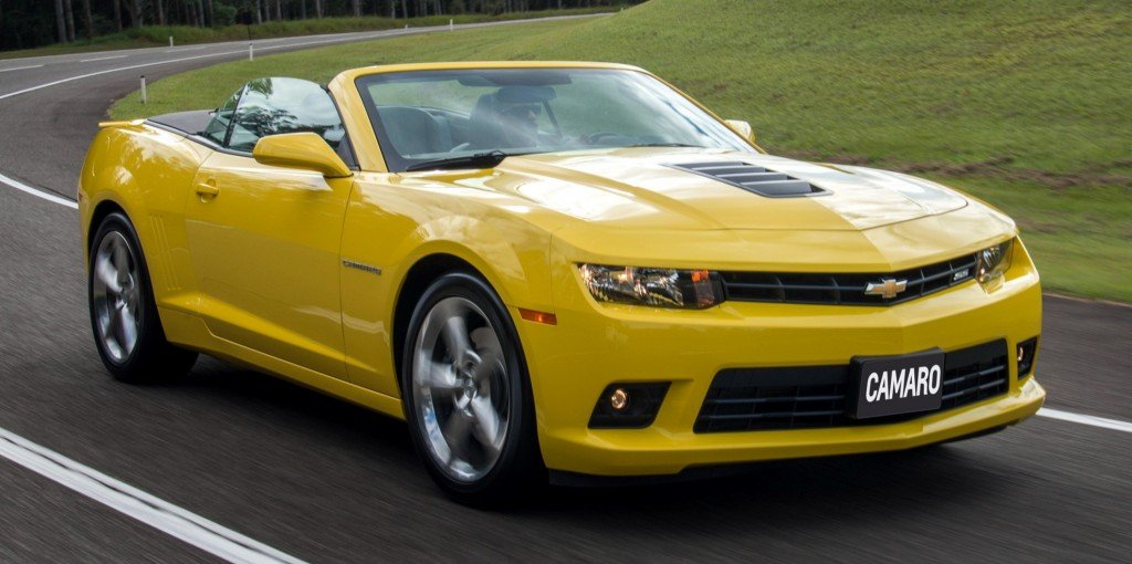Chevrolet Camaro Coversivel 2014
