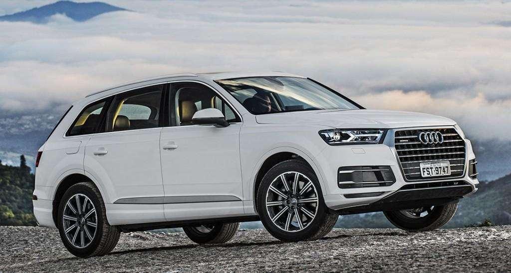 Novo Audi Q7: mais tecnológico, espaçoso e inovador