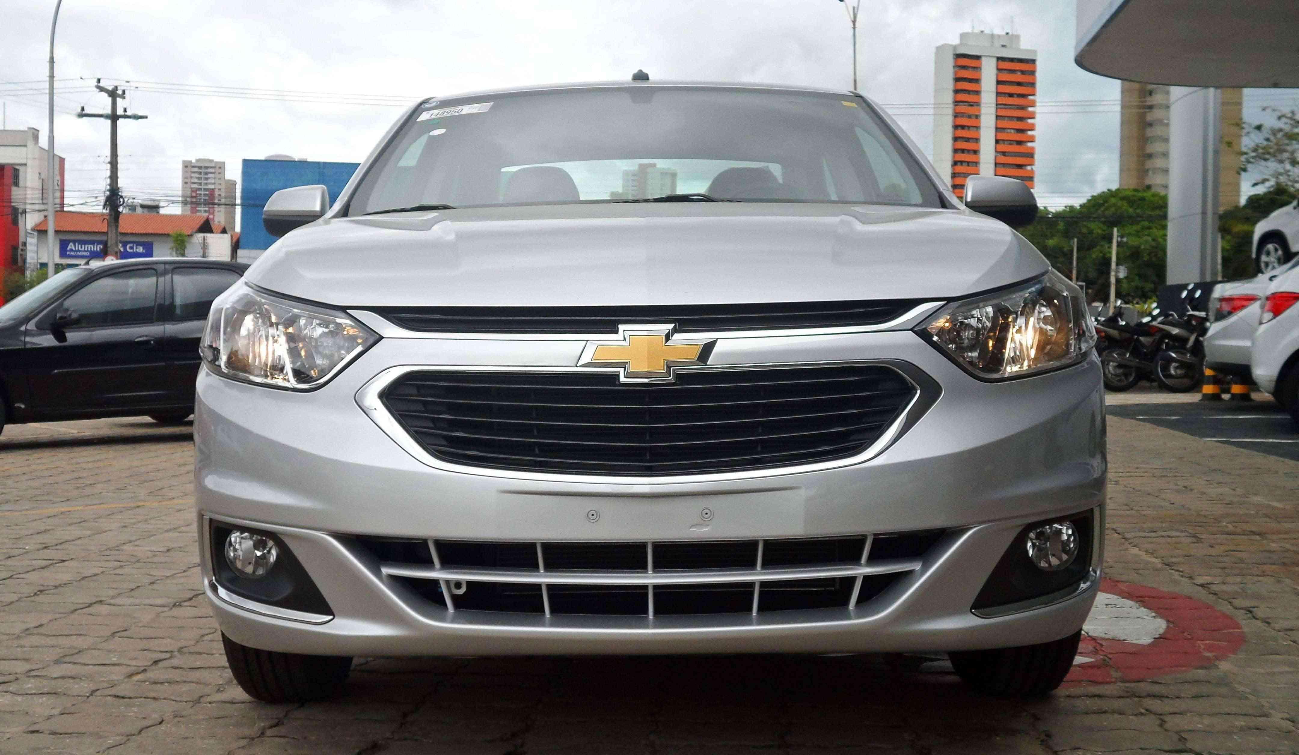 Chevrolet lança linha de acessórios para o novo Cobalt