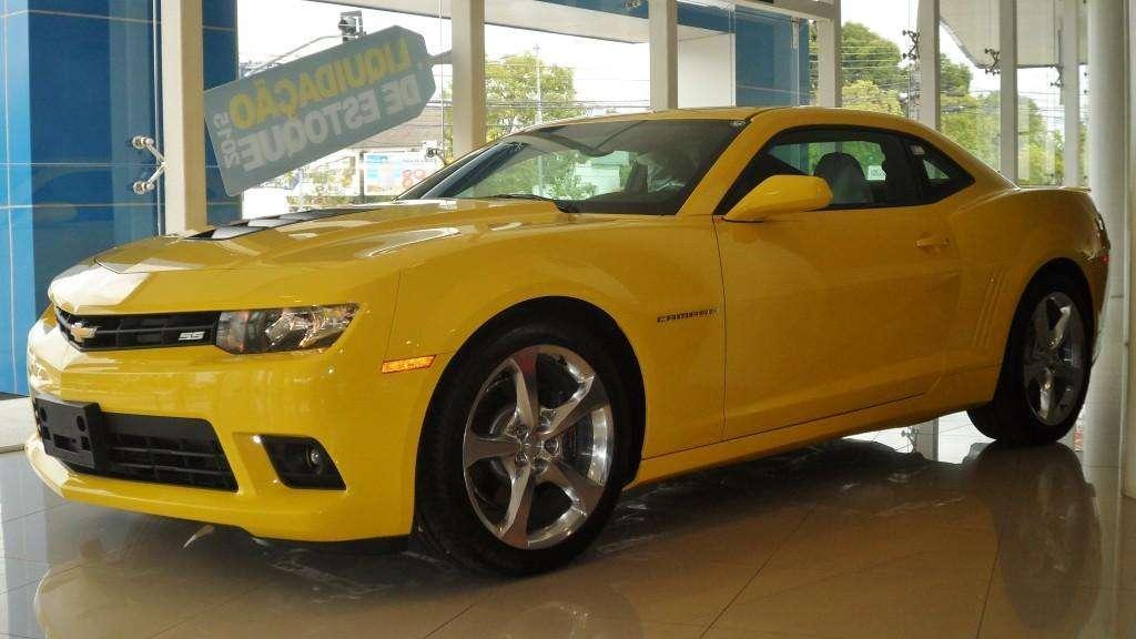 Camaro SS: sonho de consumo da Chevrolet