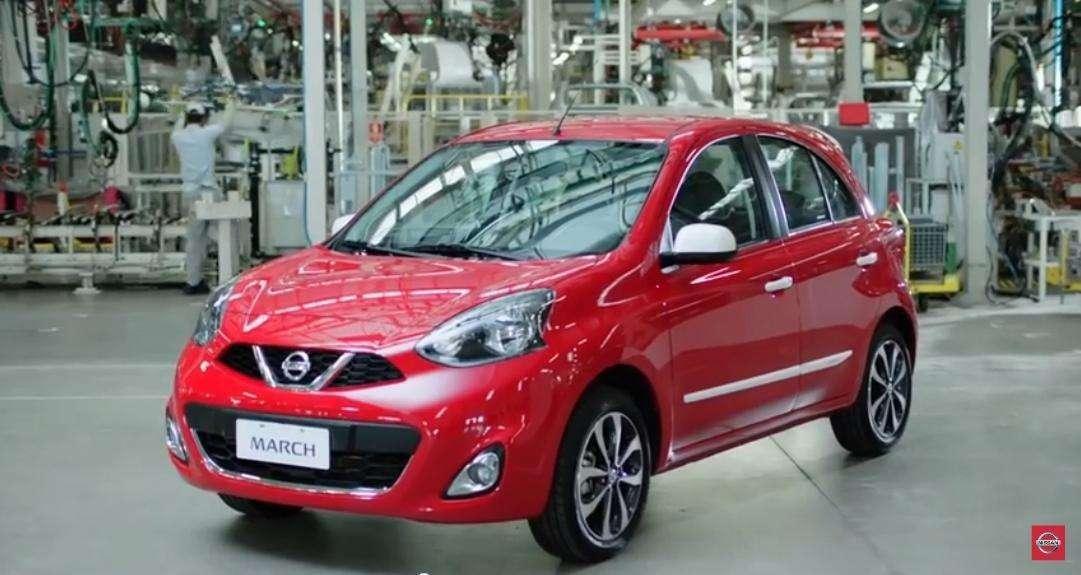 Realize um tour virtual pela fábrica da Nissan no Brasil