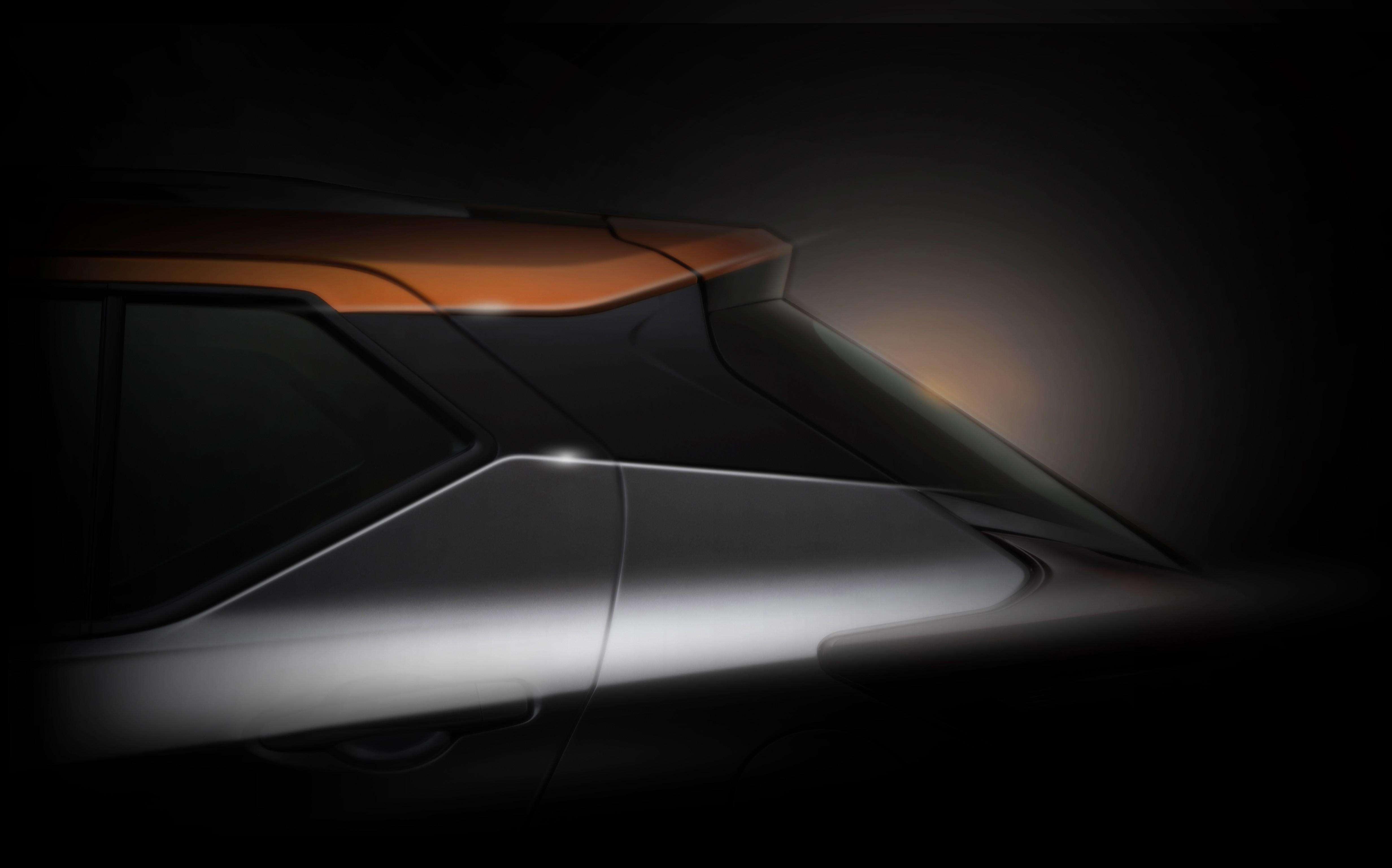 Nissan revela detalhe de estilo do novo SUV Kicks