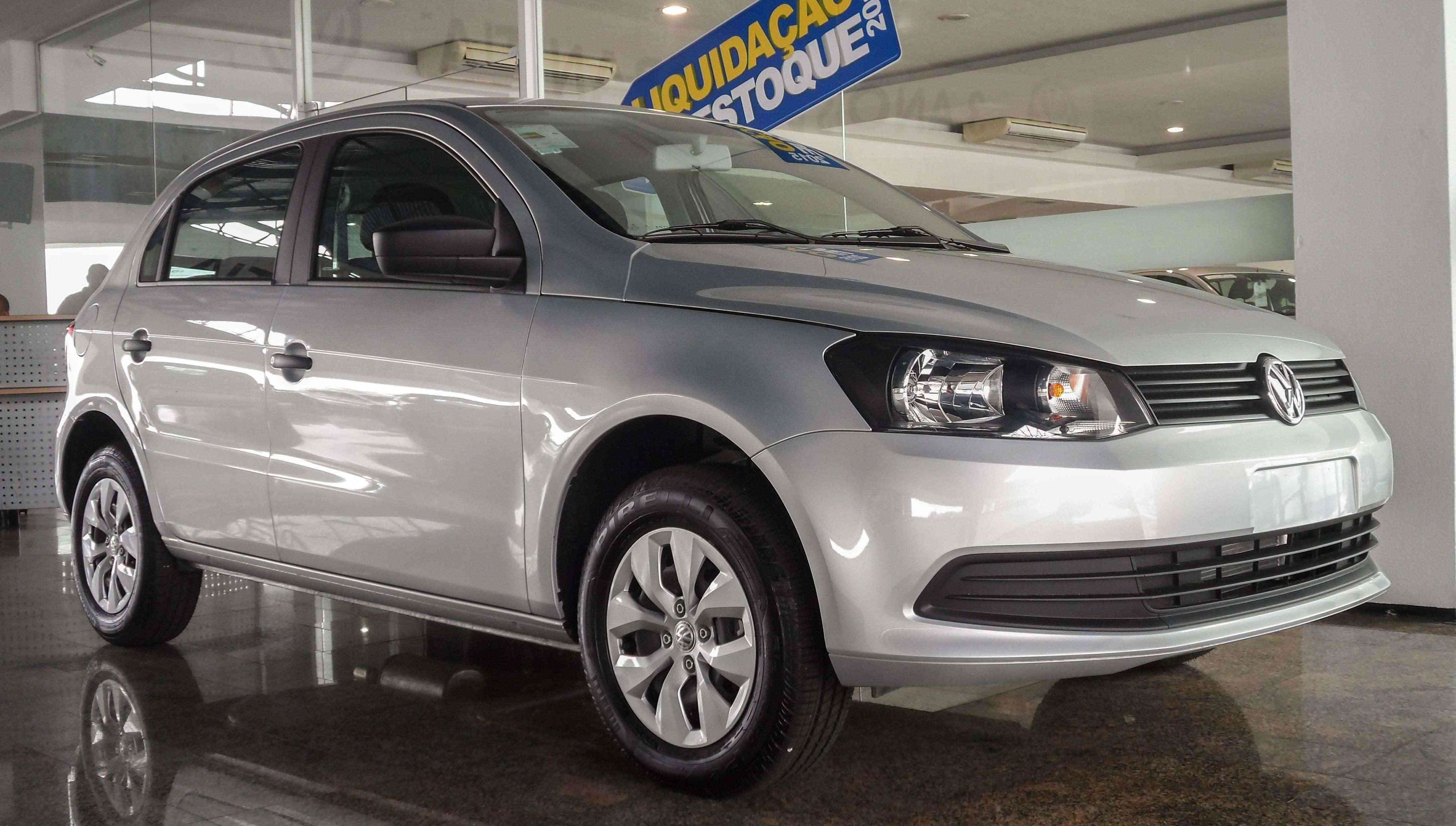 Carnaval de Ofertas: VW Gol 1.6 Trendline por R$ 39.990