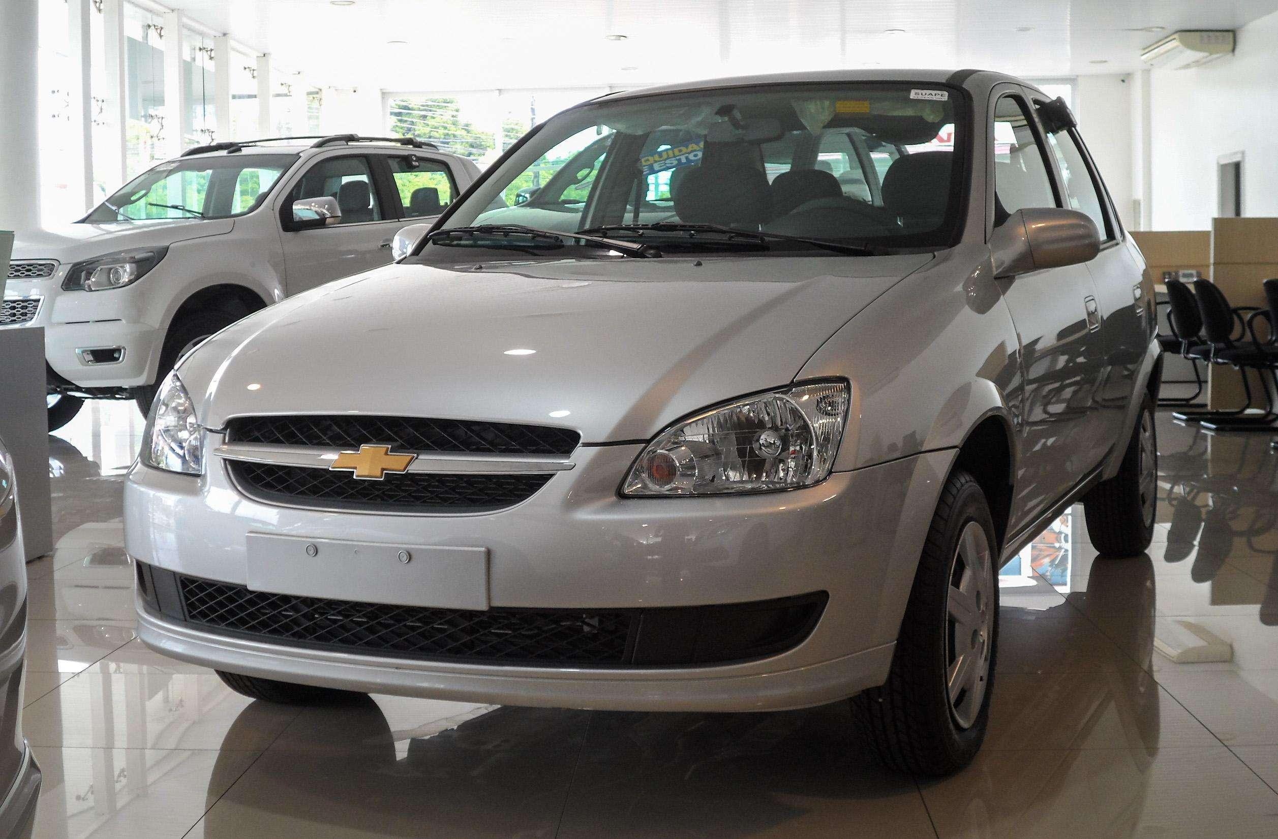 Carnaval de Ofertas: Chevrolet Classic por R$ 29.990