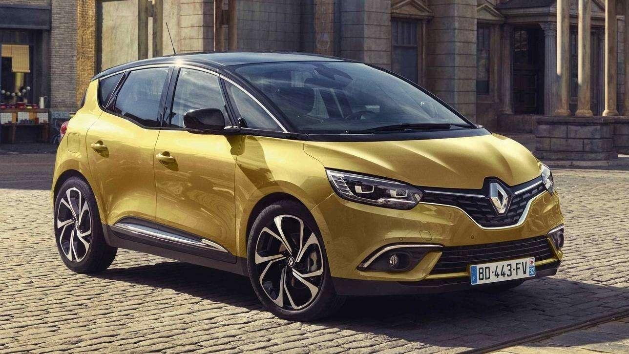 Confira as primeiras imagens do novo Renault Scénic