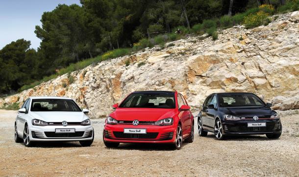 VW Golf é tricampeão de sua categoria no Prêmio Best Cars