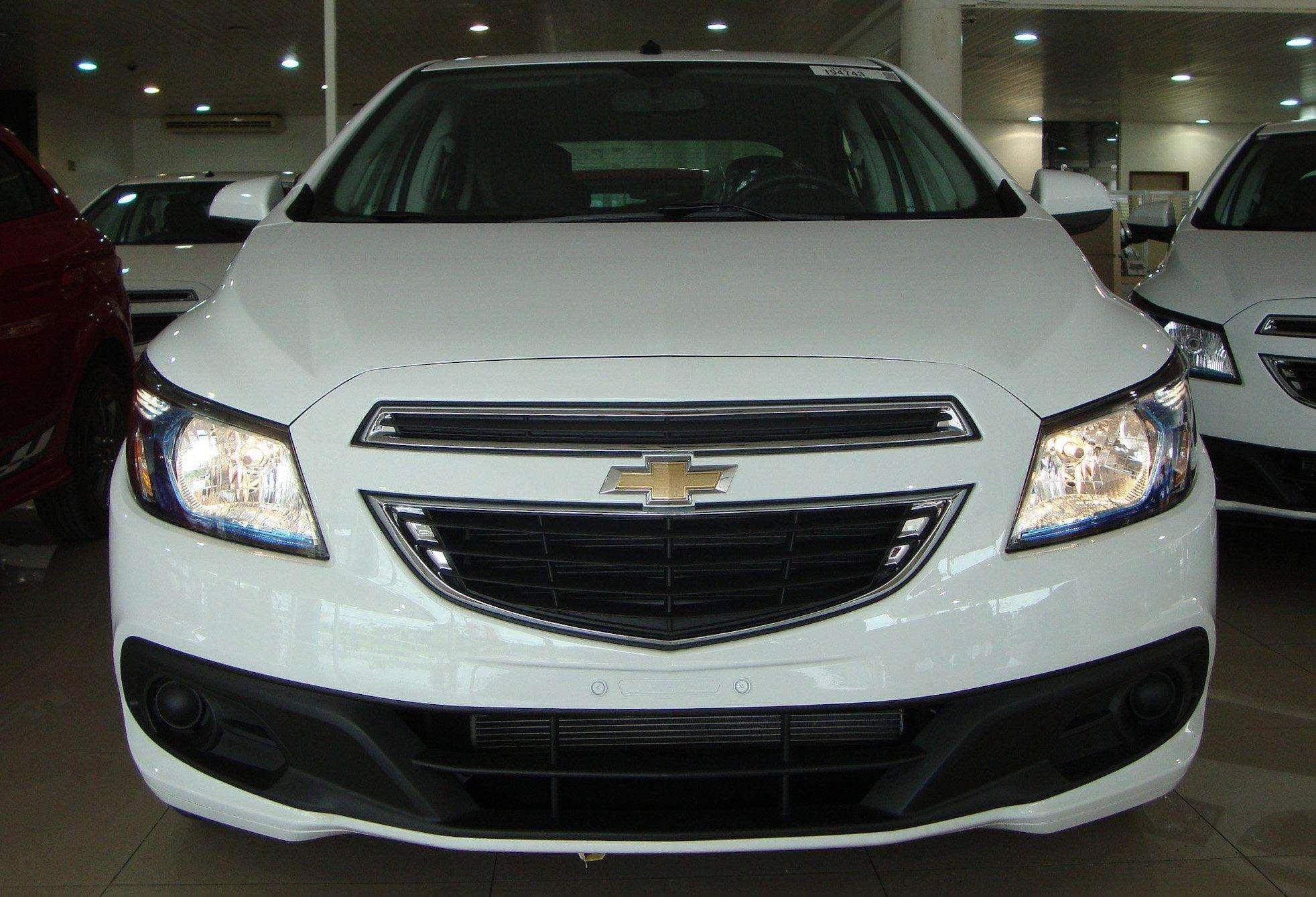 Chevrolet Onix supera marca de 500 mil unidades produzidas