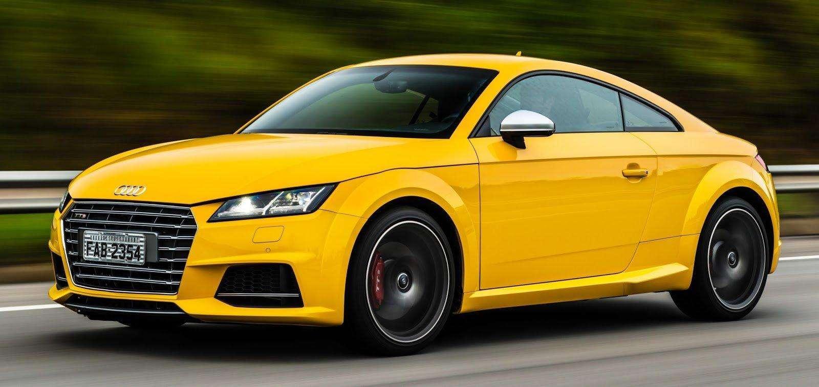 Audi TTS aterriza no Brasil com seus 286 cavalos