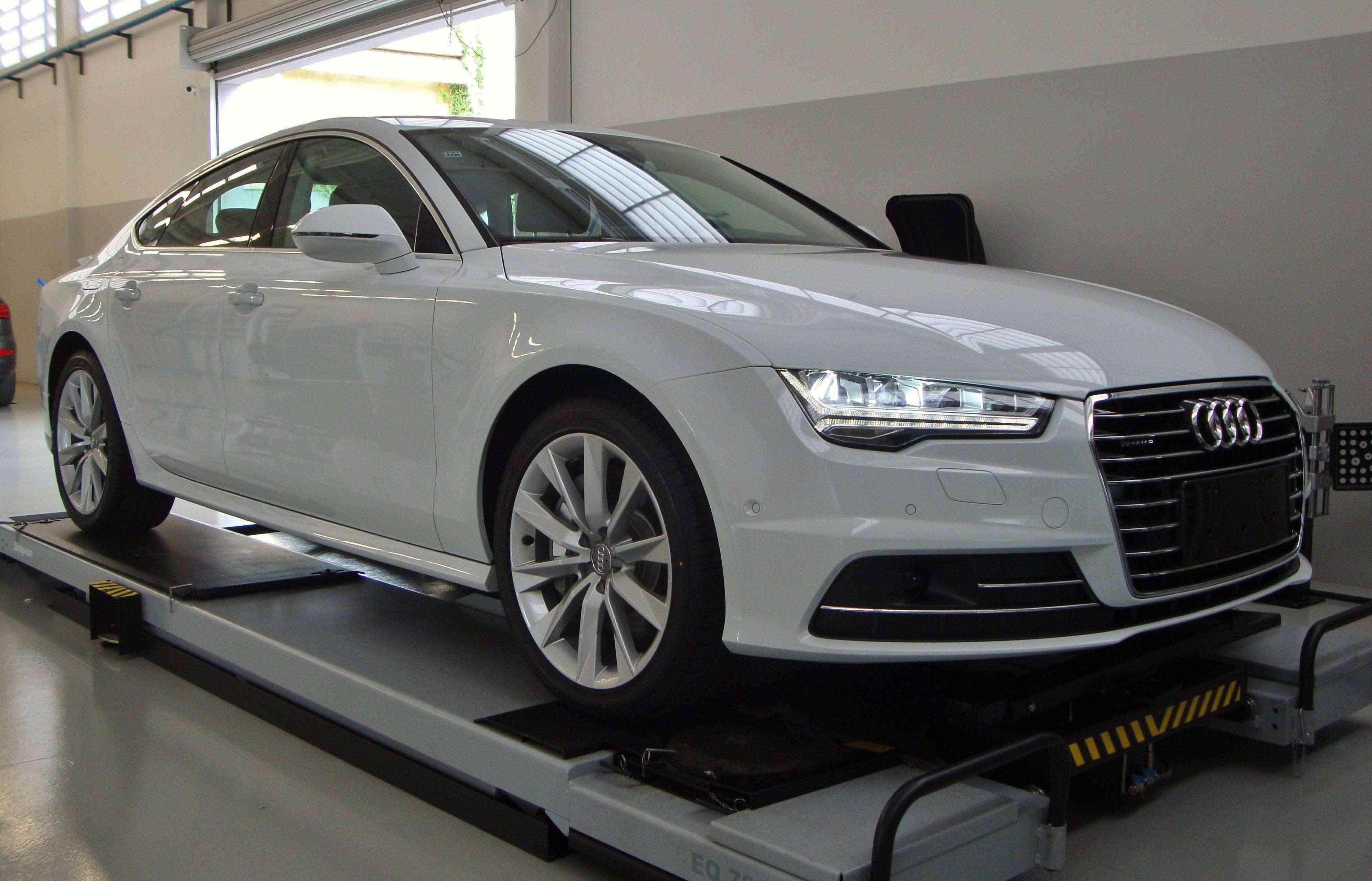 Audi A7 Sportback: admirável em todos os sentidos