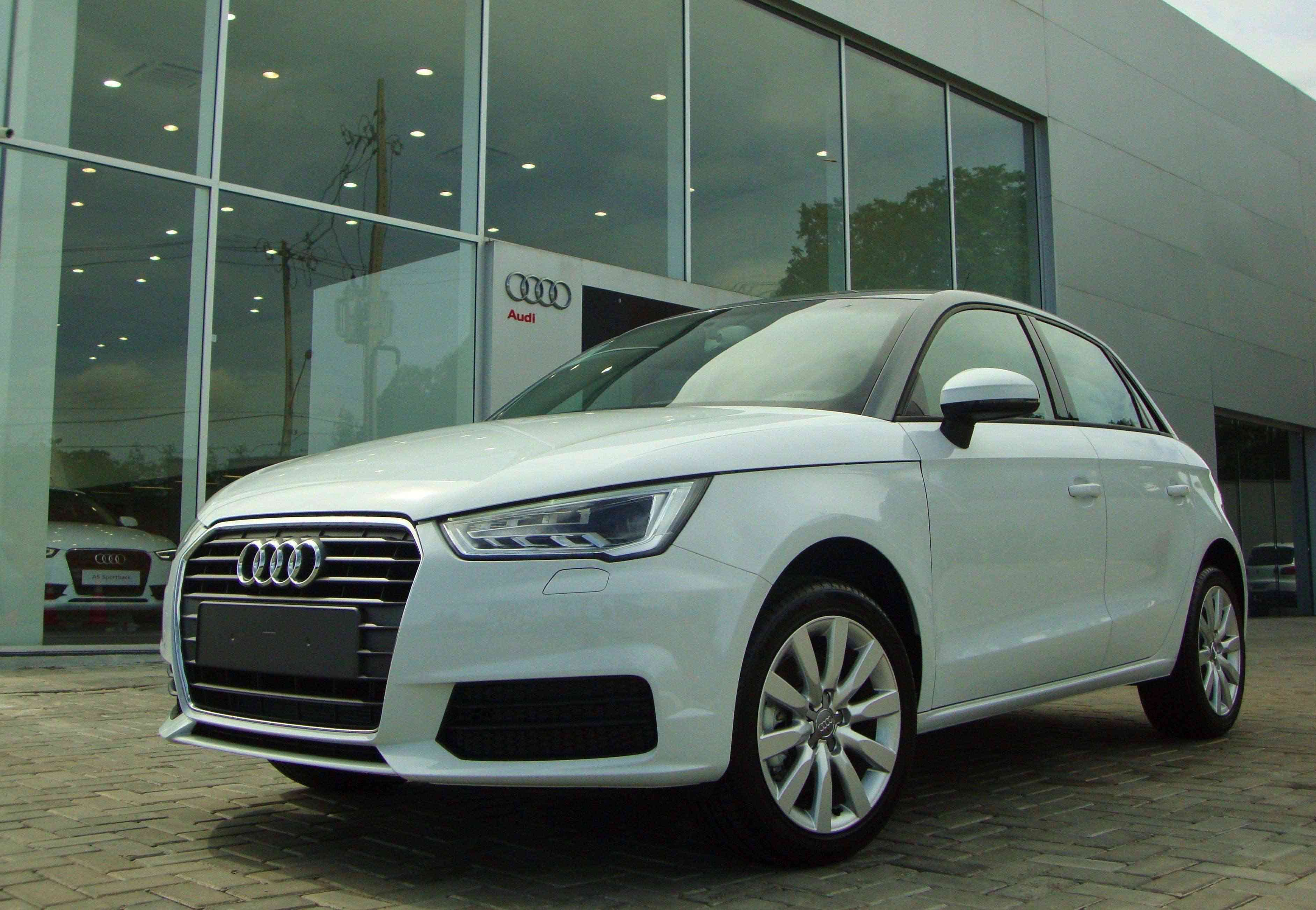 Audi A1 Sportback: qualidade alemã em roupagem compacta