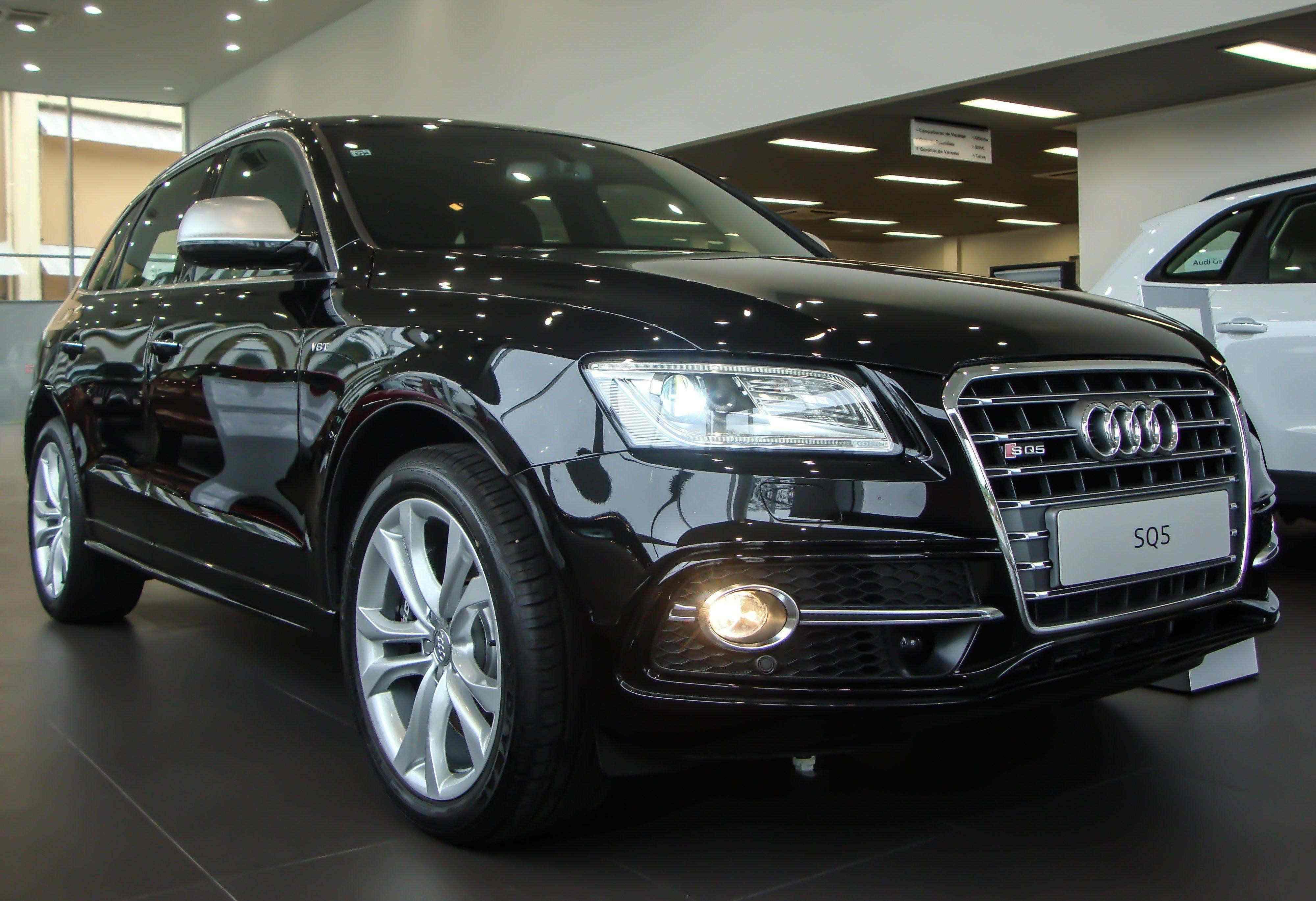 Audi SQ5: entre utilitário e esportivo, fique com os dois