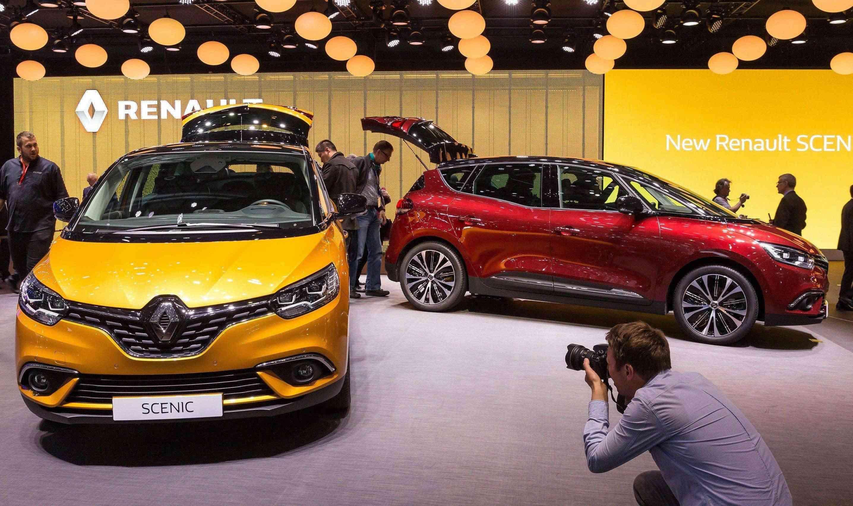 Renault apresenta quatro novidades no Salão de Genebra