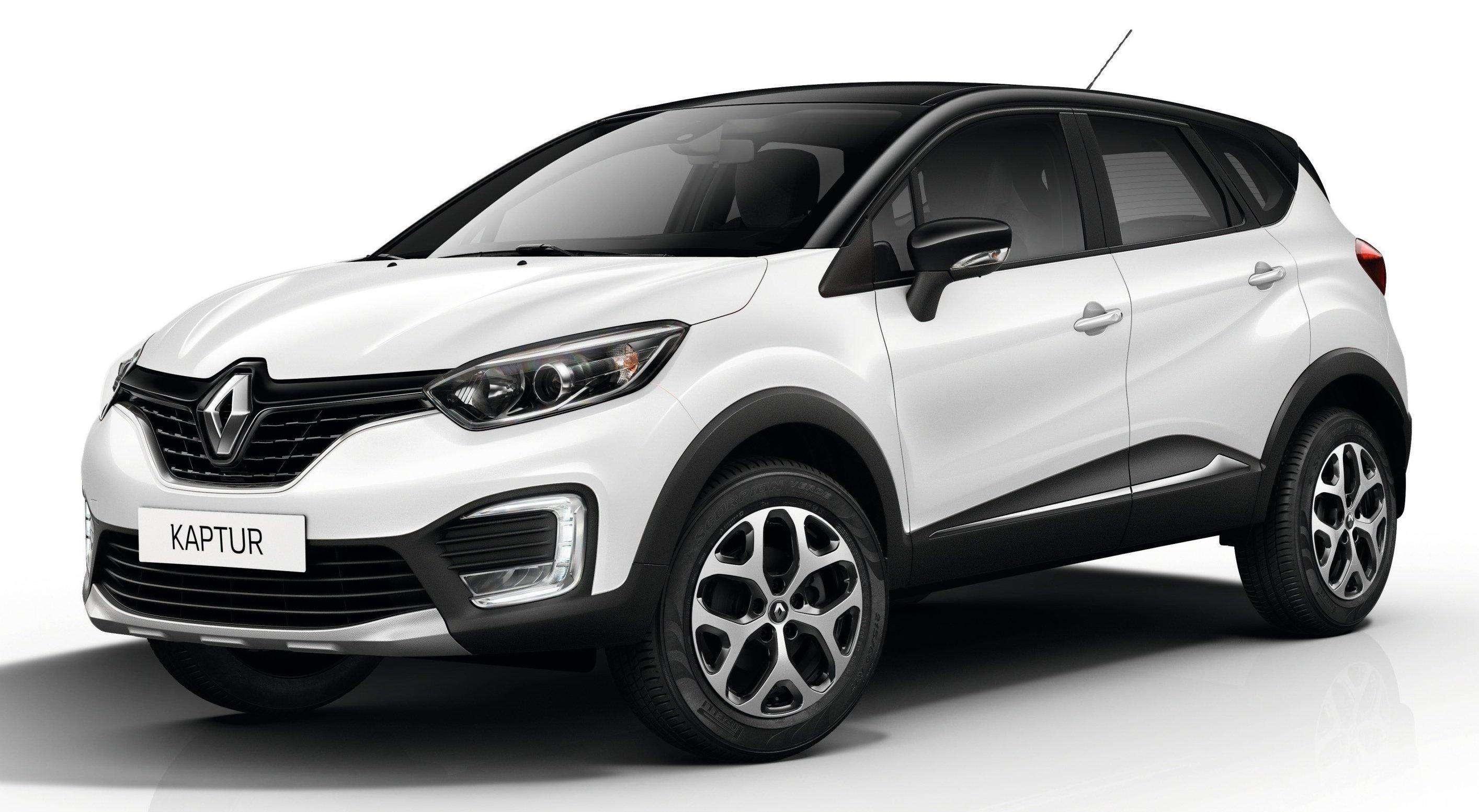 Renault Kaptur chega com robustez e design moderno