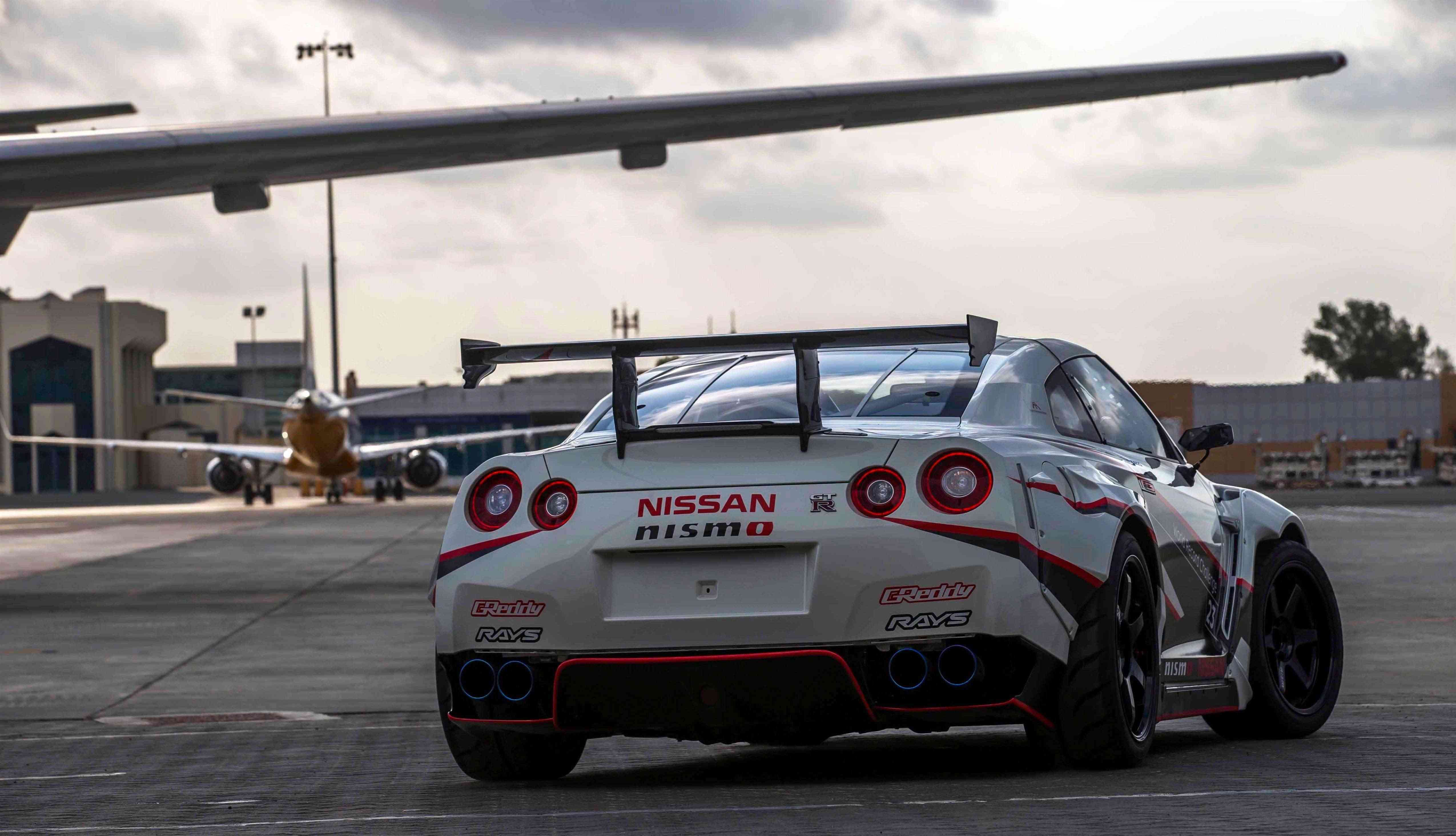 "Dubai, UAE - Nissan has set the GUINNESS WORLD RECORDS title for the fastest ever drift. The record was broken with a speed of 304.96 km/hr and 30 degrees angle using a specially-tuned MY16 Nissan GT-R. Masato Kawabata, the Japanese drift champion and title holder for the Japanese drifting series, clinched the top spot from former record holder Jakub Przygo ski of Poland. The record was set during a special event that took place at Fujairah International Airport, UAE. The record-breaking Nissan GT-R was developed with the support and coordination of Nismo specialists. It was tuned to 1380 HP in order to set the record, and adapted so all the power went to the rear wheels. The GT-R was prepared by GReddy Trust and tested extensively at JapanÕs Fuji Speedway facility with Kawabata at the wheel. The car was set up for agility while maintaining stability and confidence-inspiring handling characteristics - essential when performing such challenging feats. ""Once again, Nissan has broken a GUINNESS WORLD RECORDS title and has made international history for the fifth time in the Middle East,"" said Samir Cherfan, Managing Director of Nissan Middle East. ""The Nissan GT-R is one of the worldÕs most iconic supercars, proving time and again the incredible breadth of its capabilities, and has clearly demonstrated its performance leadership by beating the best drift cars out there. The fact that this achievement was set here in the UAE makes it even more special for our region. Setting this incredibly difficult world record was a clear demonstration of the excitement we are bringing to the Middle East with the Nismo brand."""