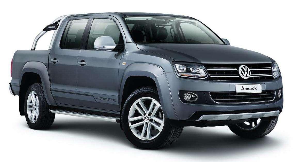 Volkswagen Amarok Ultimate: pick-up com patamar elevado de luxo