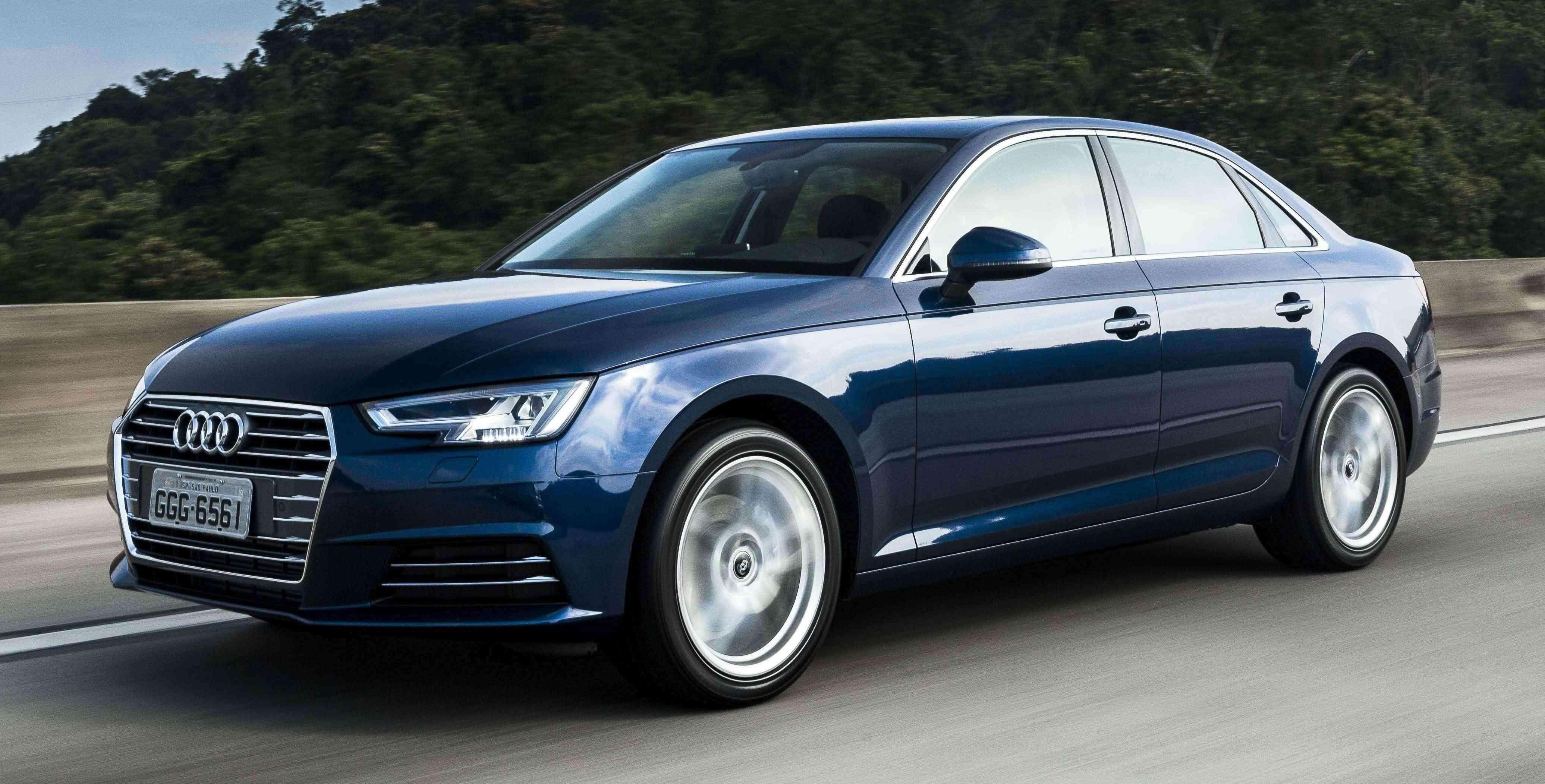 Audi A4-3021