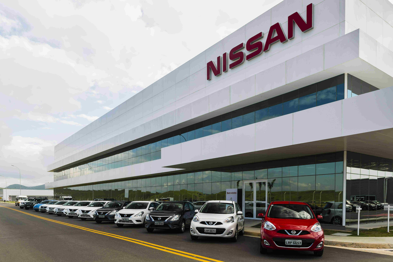 Nissan comemora 2 anos de atividades de sua fábrica em Resende (RJ)