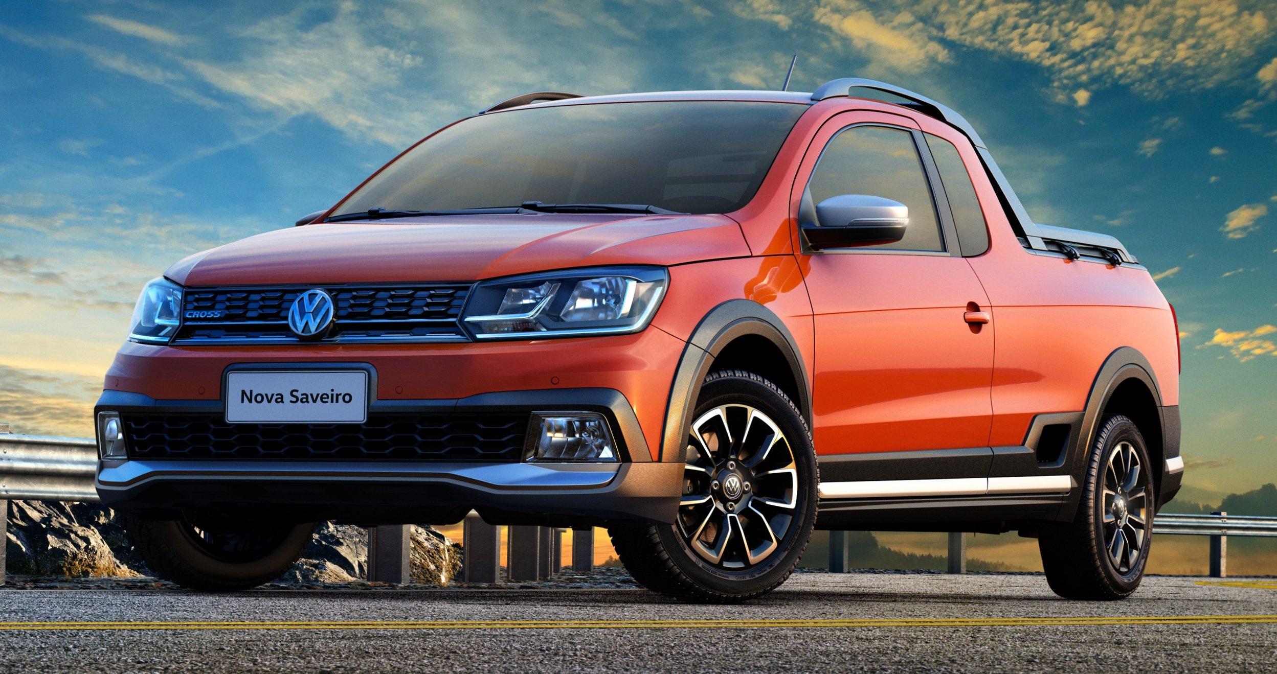Nova VW Saveiro ganha personalidade própria e conectividade