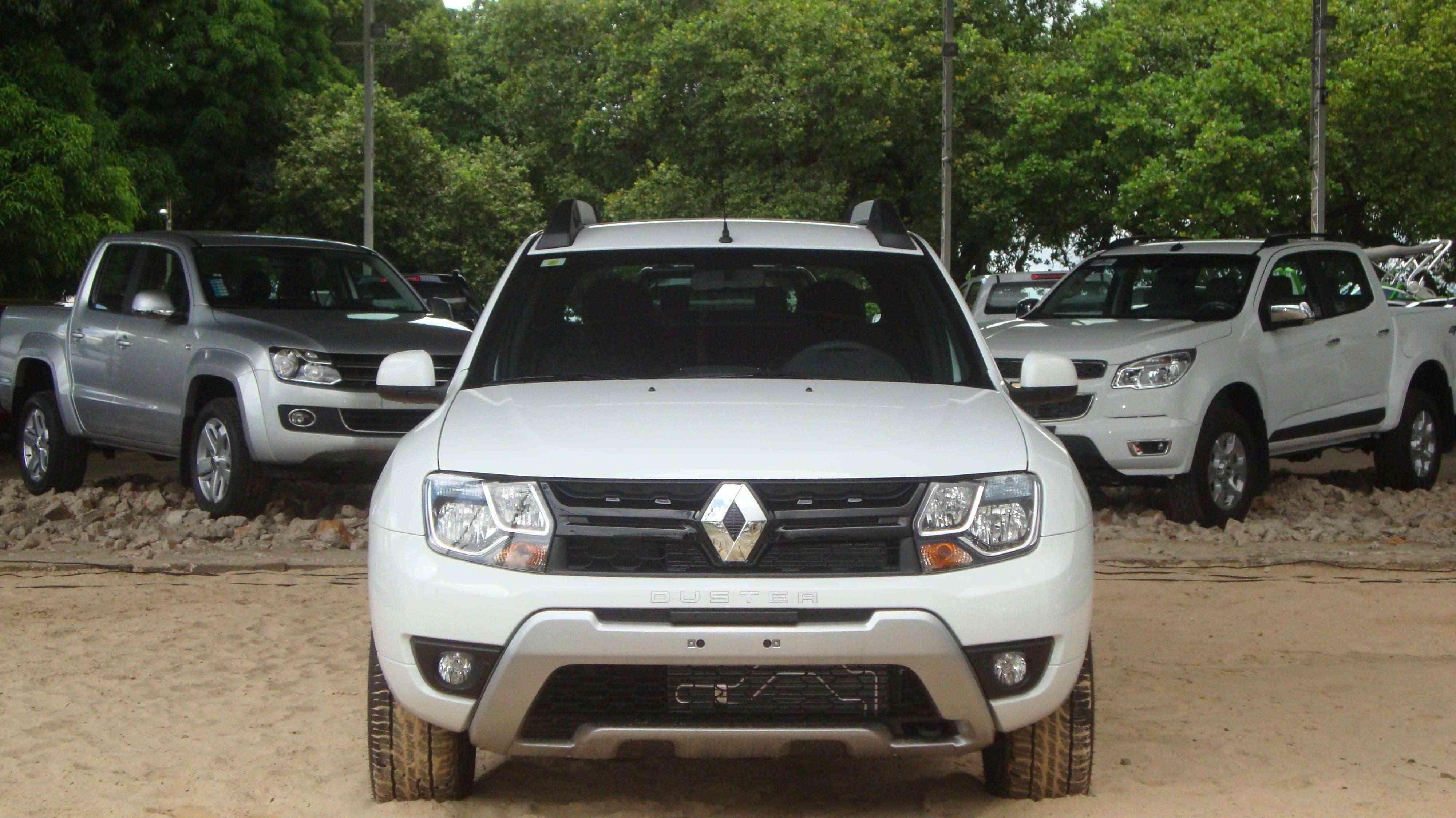 Renault inicia comercialização da Duster Oroch na Argentina