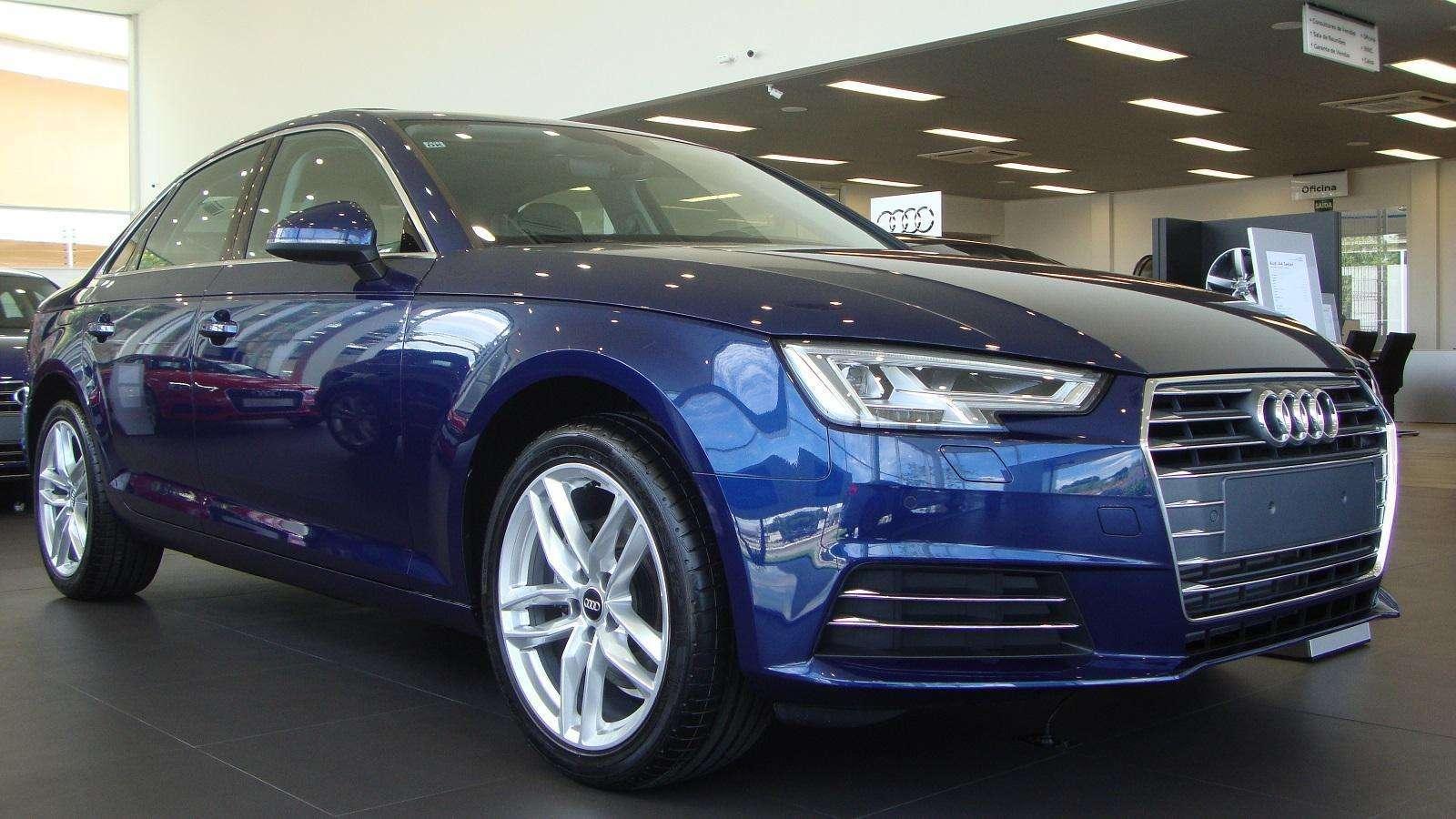 Lançamento no Piauí: Audi A4 2017 traz a tecnologia de amanhã, hoje