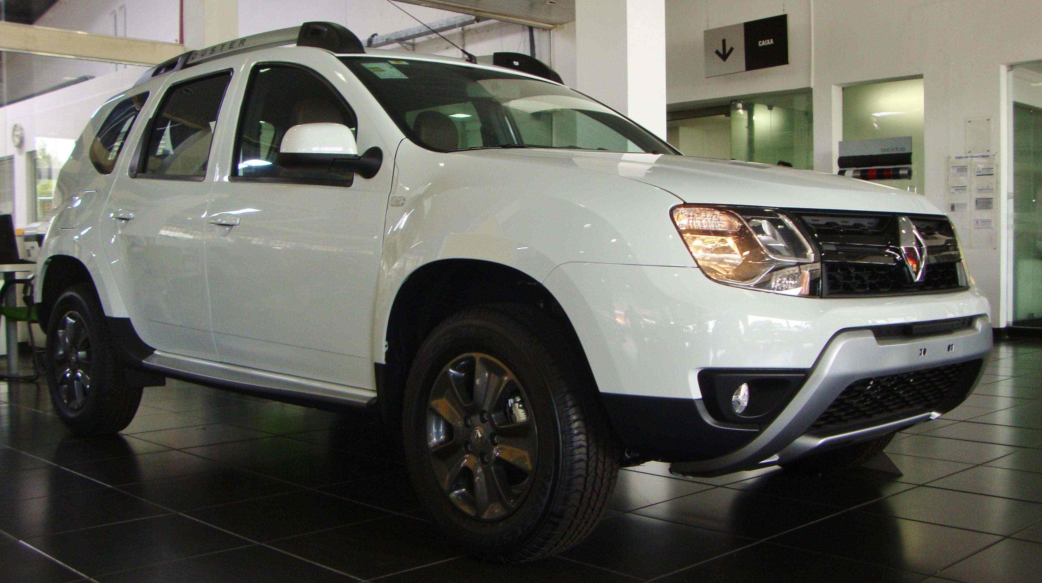 Renault Duster: referência em custo-benefício no segmento de SUVs