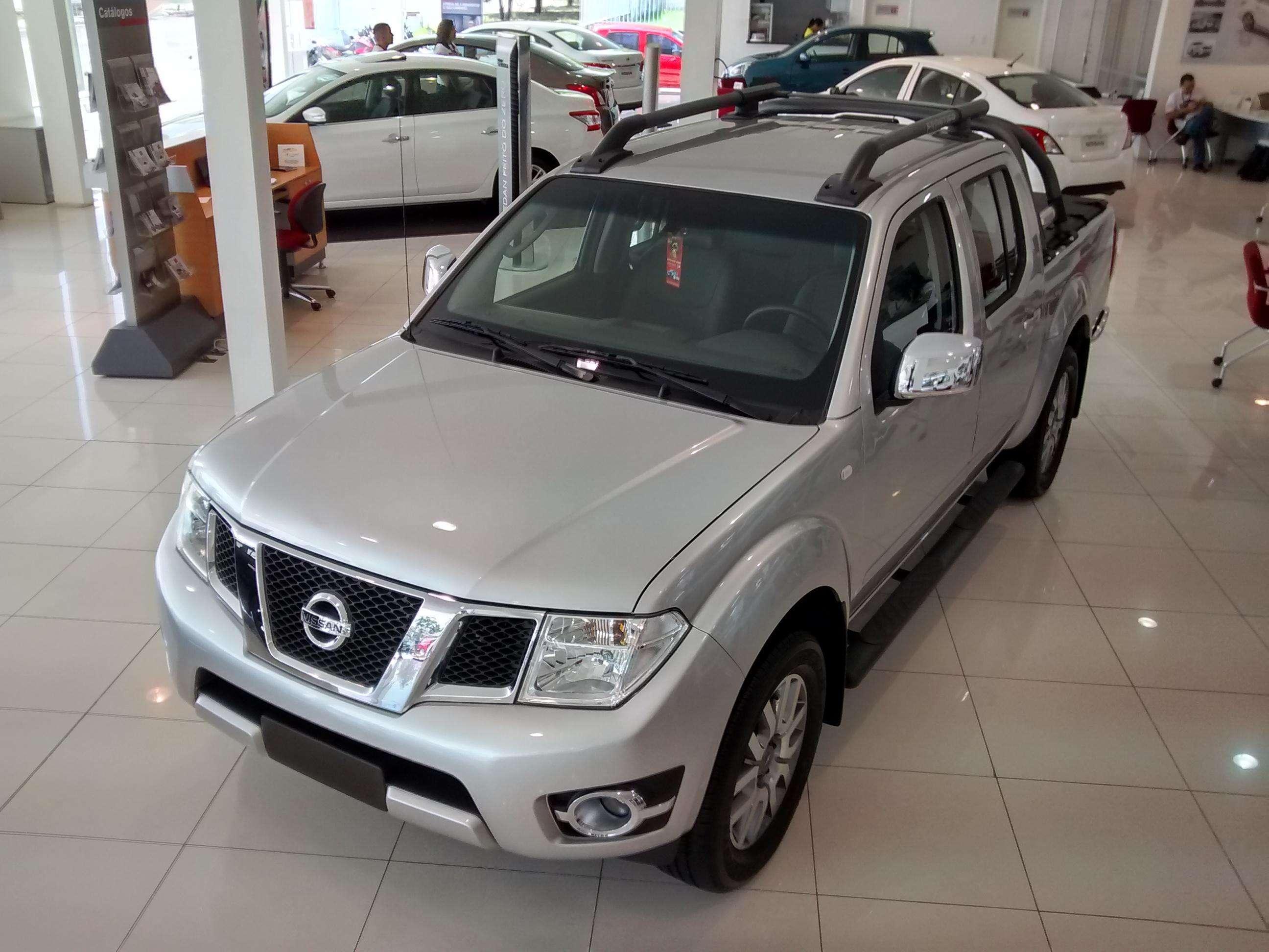 Japan Veículos anuncia ofertas inéditas para Nissan Frontier Attack e SL