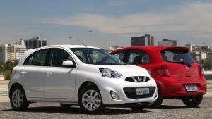 Feirão Nissan: só neste fim de semana, descontos de até R$ 5.000,00 e March 1.6 por preço de 1.0