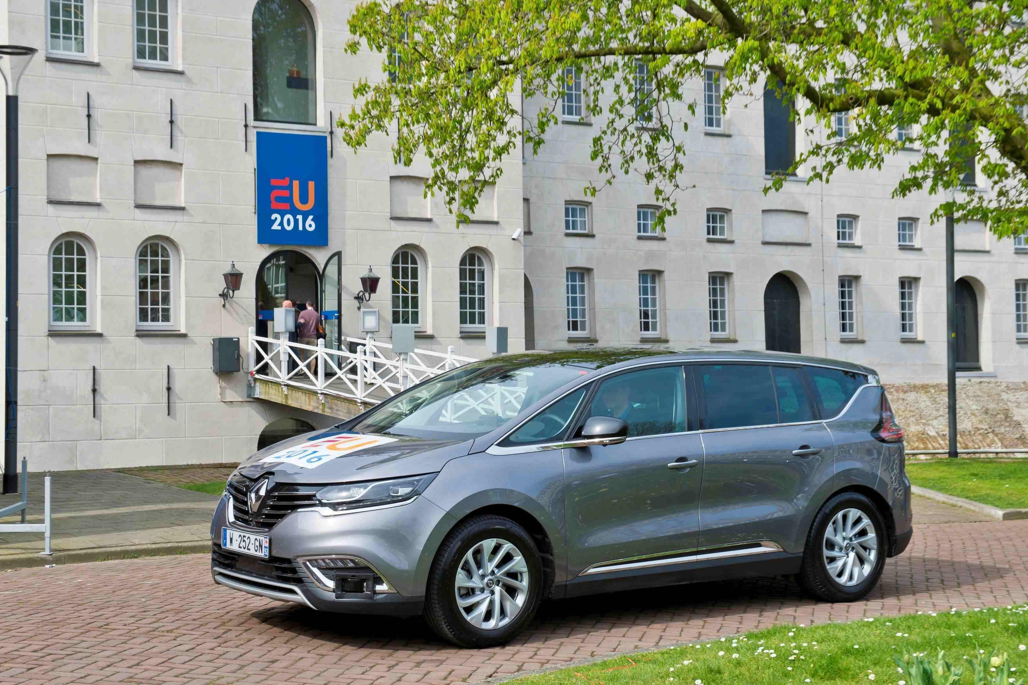 Renault apoia declaração de Amsterdã que incentiva veículos autônomos