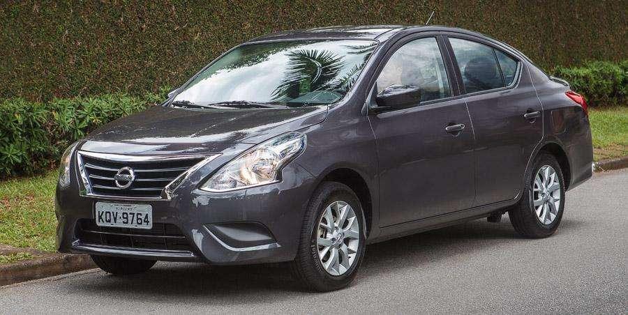 Nissan Novo Versa 1.0 S.