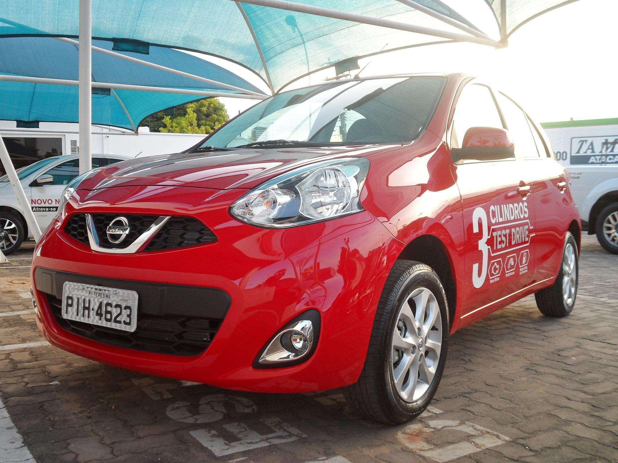Testado e aprovado: Nissan March é o hatch 3-cilindros mais econômico