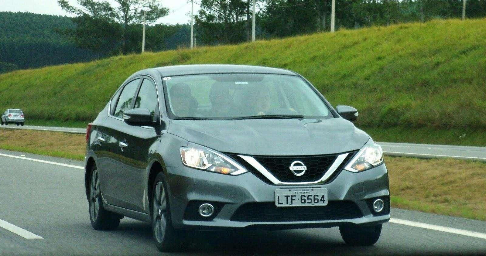 Renovado, Nissan Sentra 2017 traz mais segurança e conforto superior