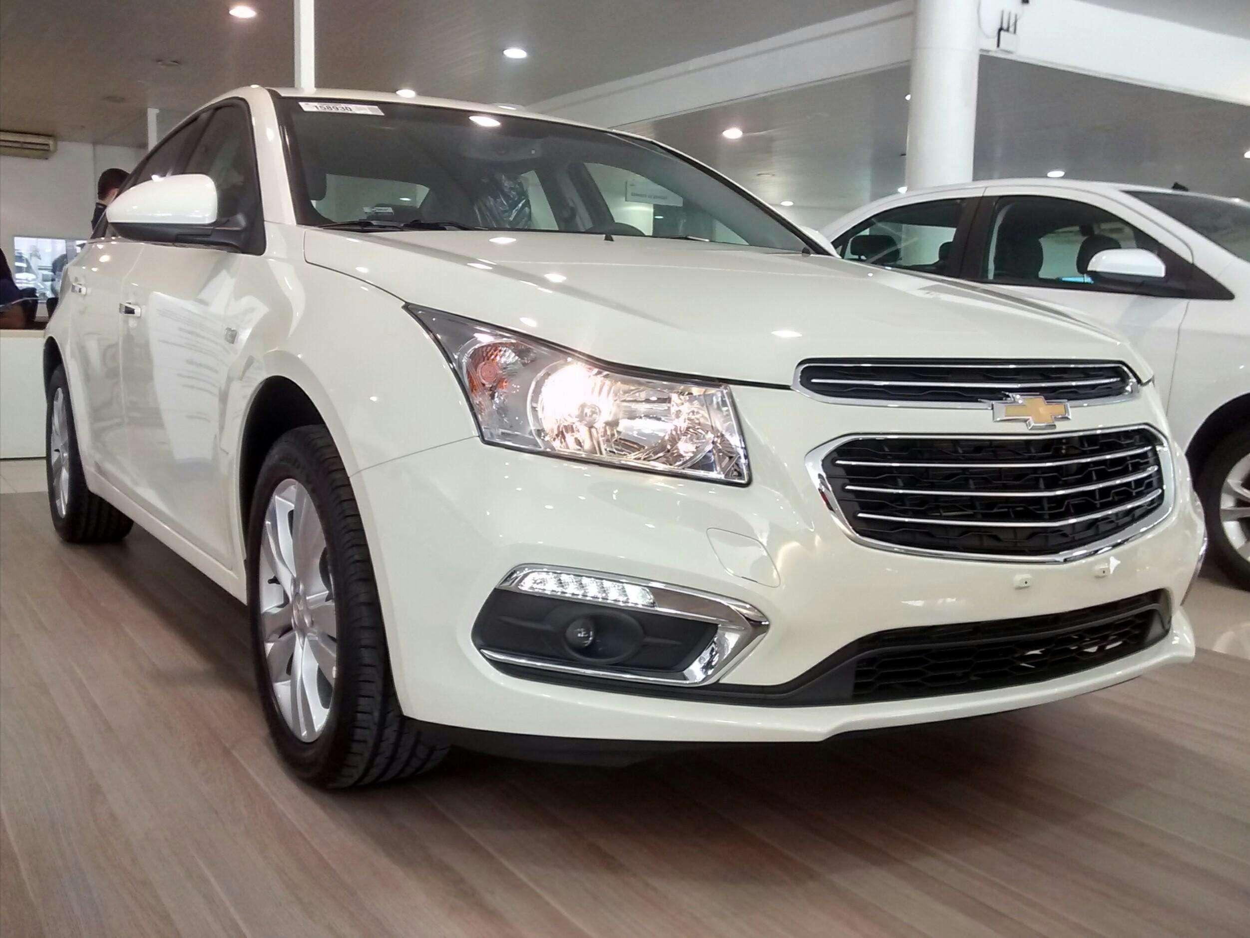 Desafio Chevrolet Cruze: confira as condições especiais