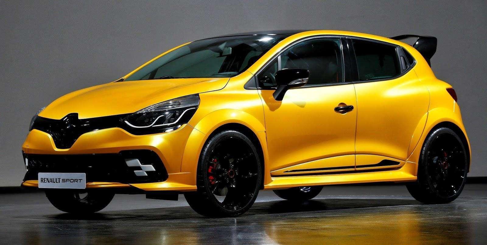 Renault apresenta Clio RS 16: compacto com 275 cavalos!