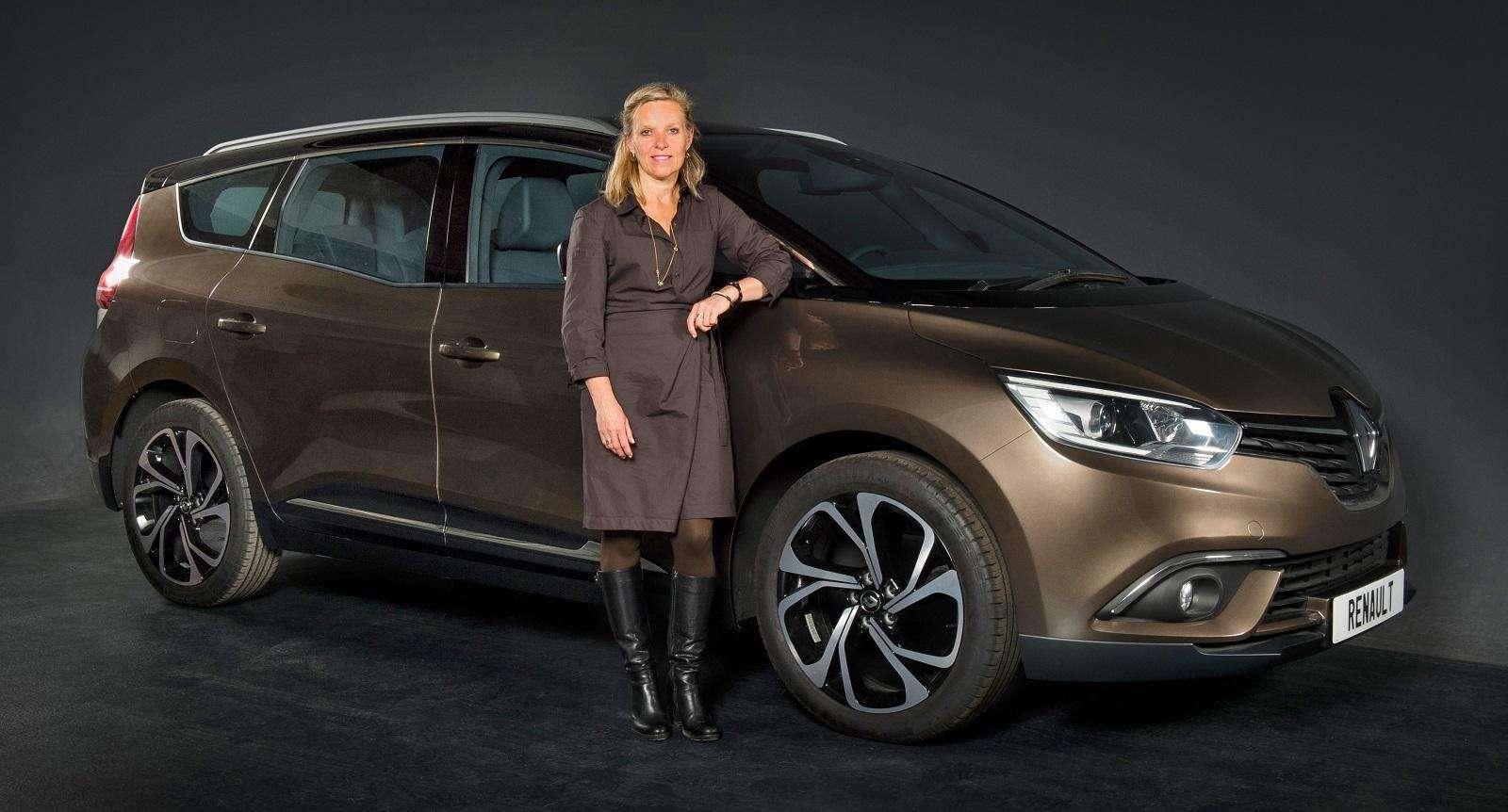 Renault apresenta nova Grand Scénic, mais espaçosa e tecnológica