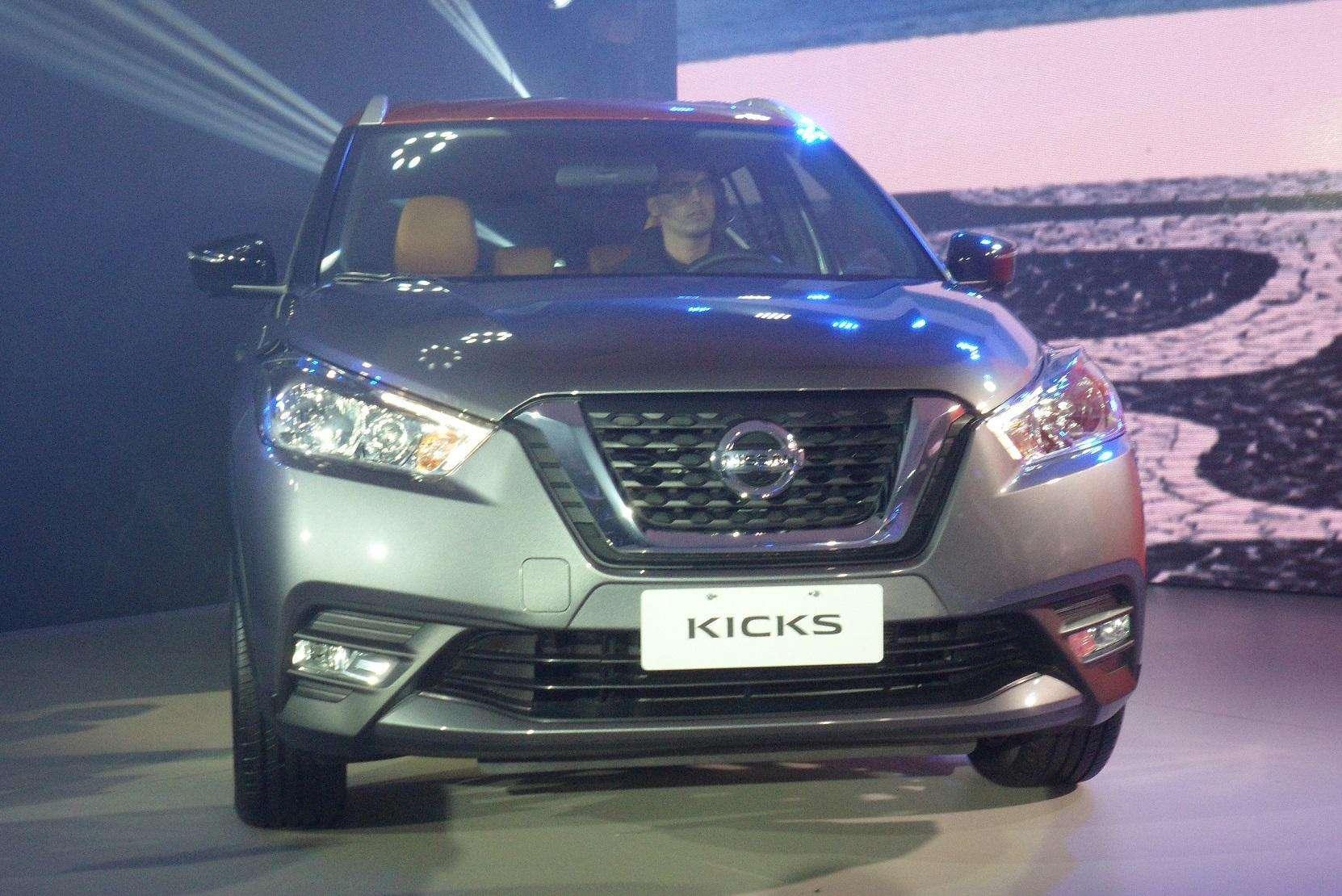 Conheça em detalhes o Nissan Kicks, o SUV das Olimpíadas Rio 2016