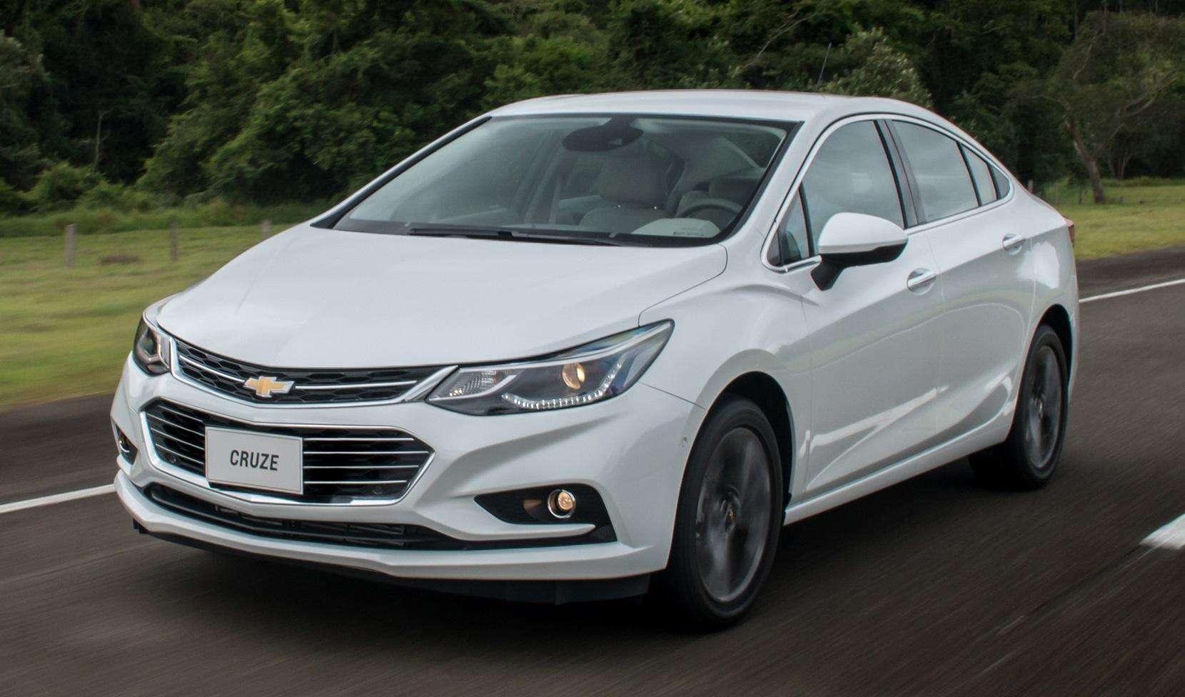 Confira vídeos com inovações tecnológicas do novo Chevrolet Cruze