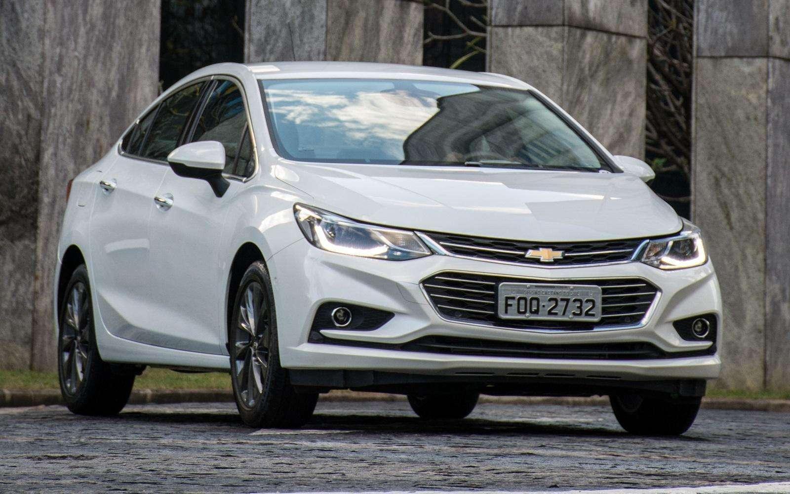 Novo Chevrolet Cruze tem custo de manutenção 15% menor