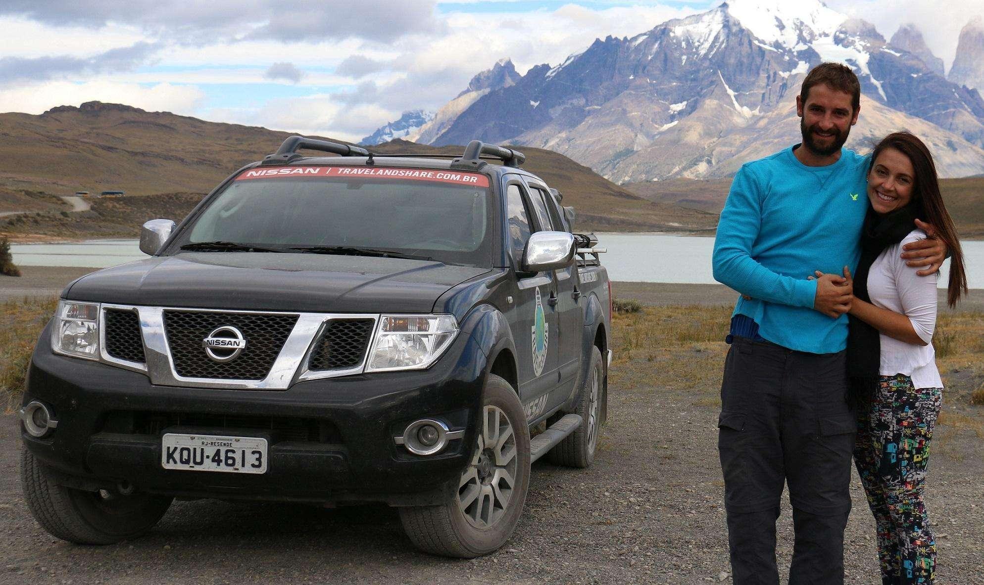 Nissan Frontier chega ao Alasca, após percorrer 15 países e 40 mil quilômetros