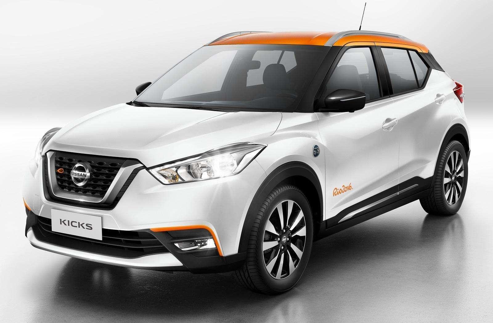 Nissan Kicks Rio 2016 já pode ser reservado; garanta uma das 1000 unidades