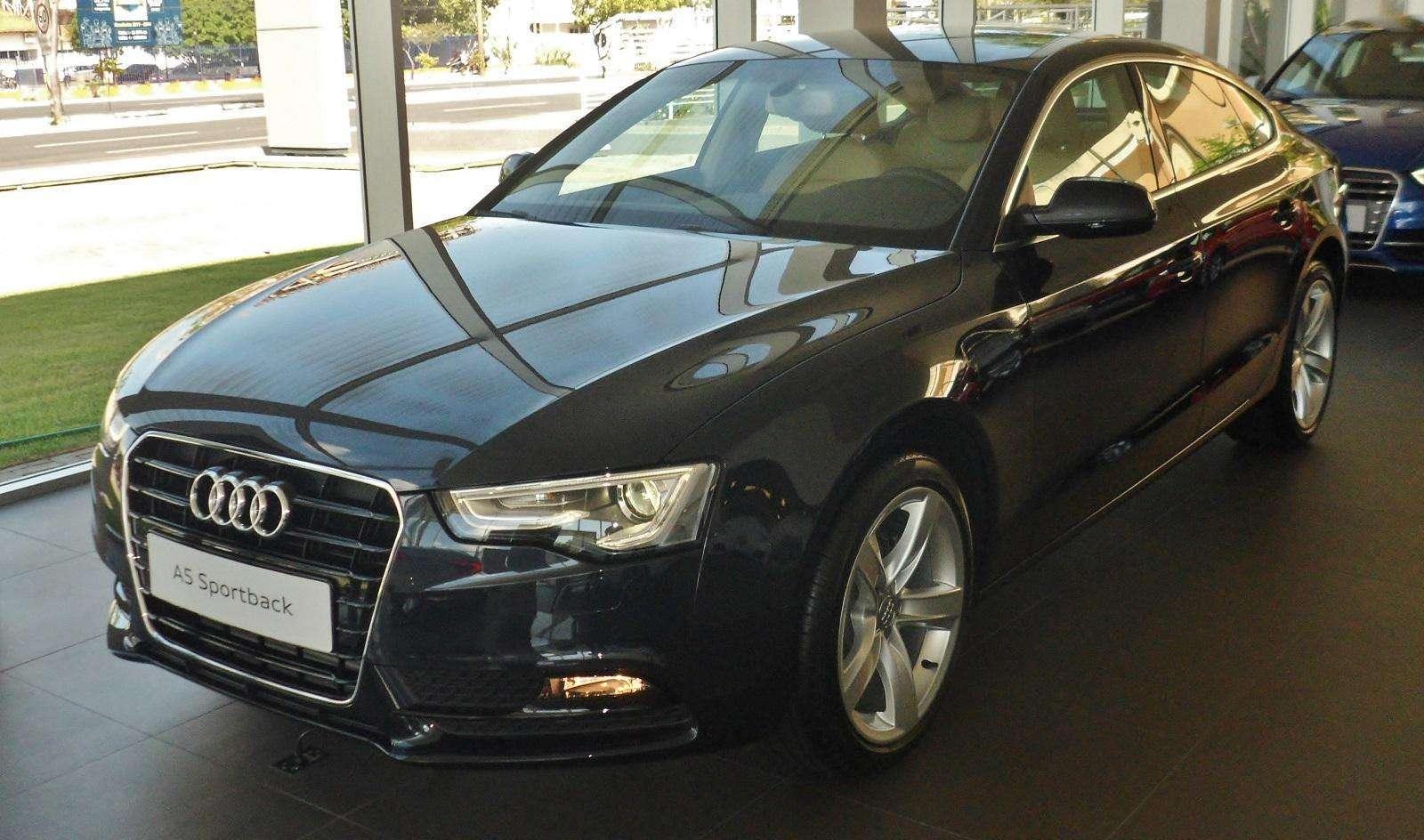 Audi A5 Sportback: um sonho mais próximo do que você imagina