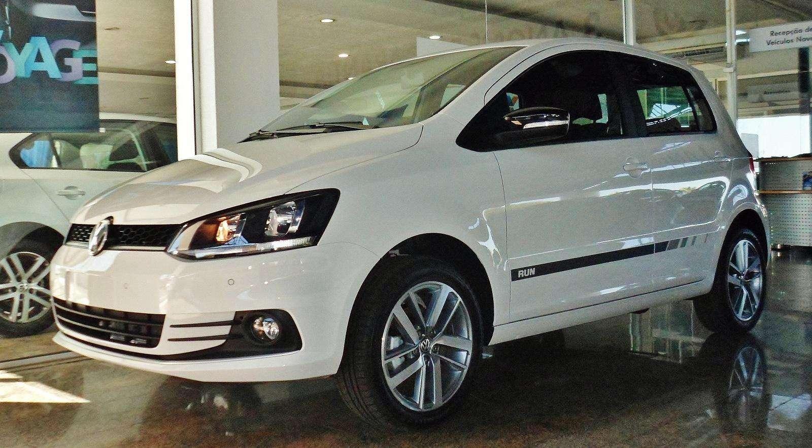 Volkswagen Fox Run se destaca pelo estilo jovem e lista de equipamentos