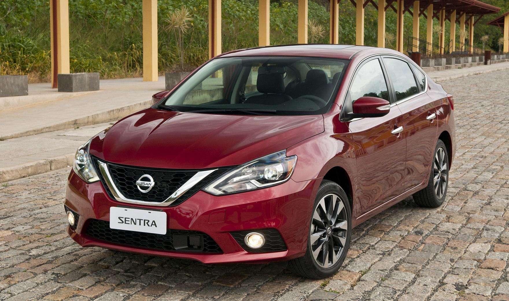 Nissan Sentra 2017 chega à Japan Veículos mais equipado em todas as versões