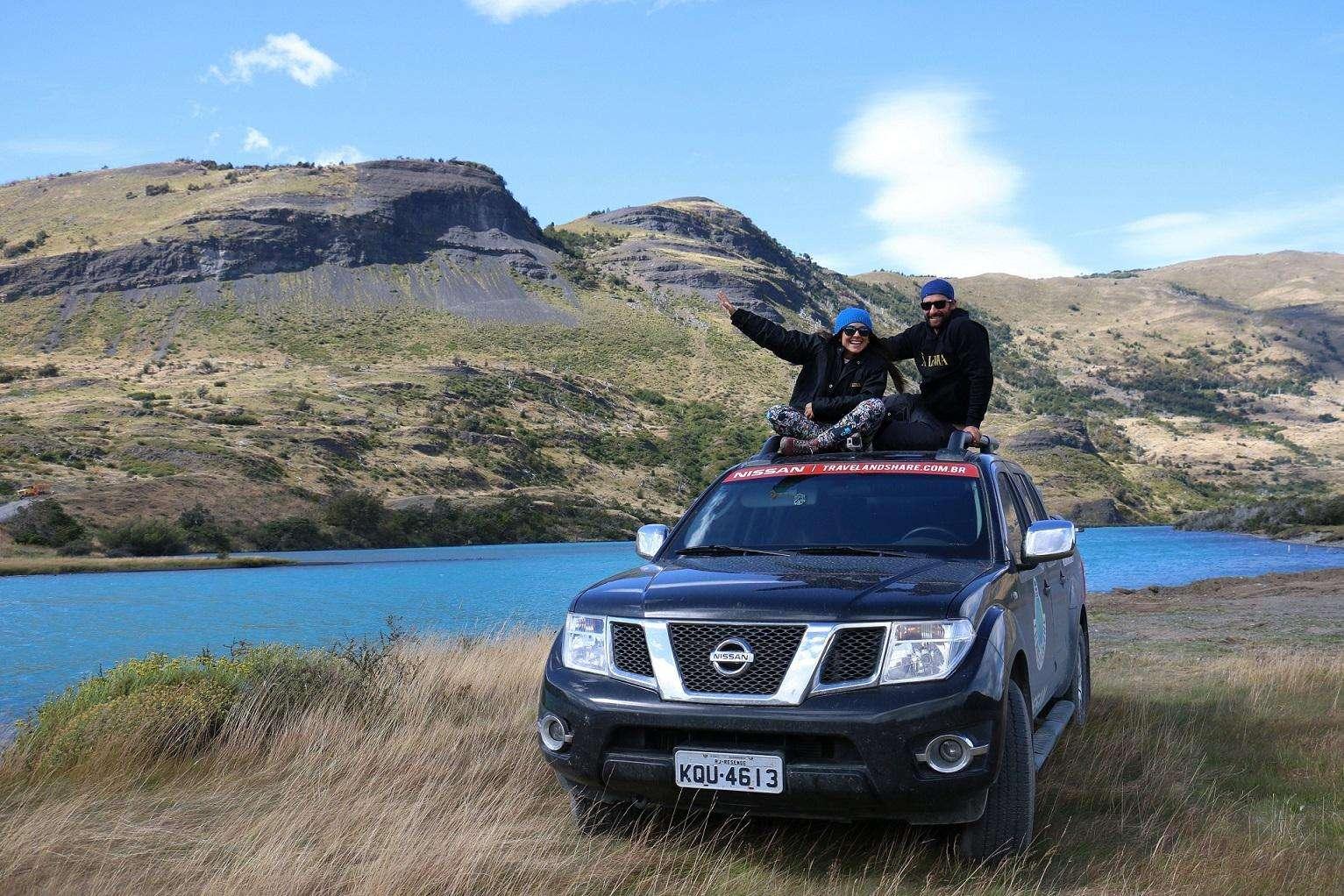 Nissan Frontier termina sua aventura pela América no Alasca