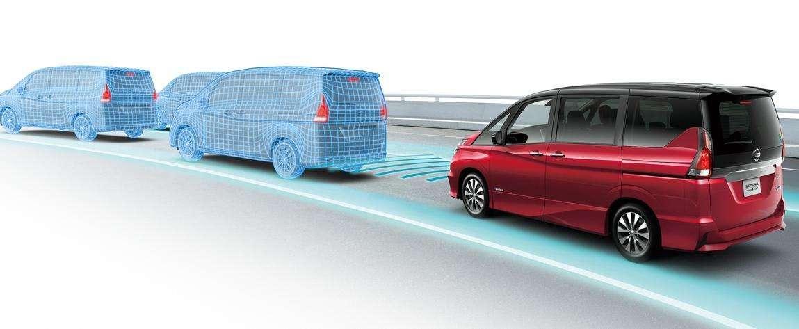 Nissan Serena será primeiro modelo japonês com sistema de condução autônoma