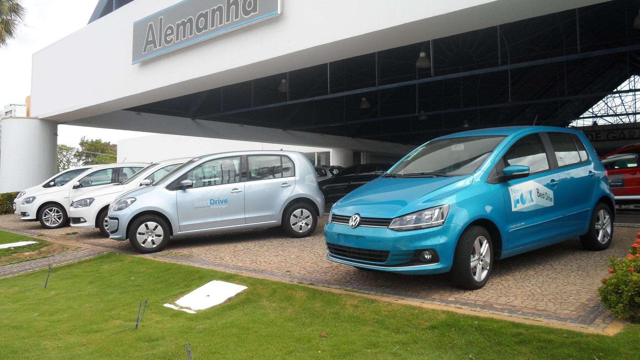 Volkswagen supera Toyota e é líder mundial em vendas de carros no 1º semestre
