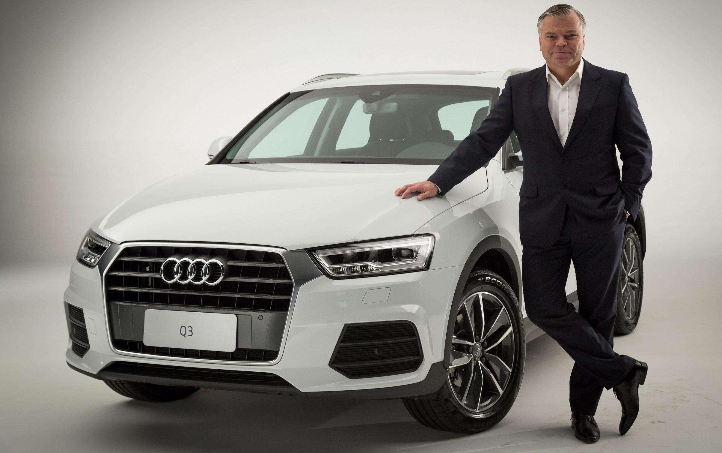 Audi mantém liderança entre os automóveis premium no primeiro semestre