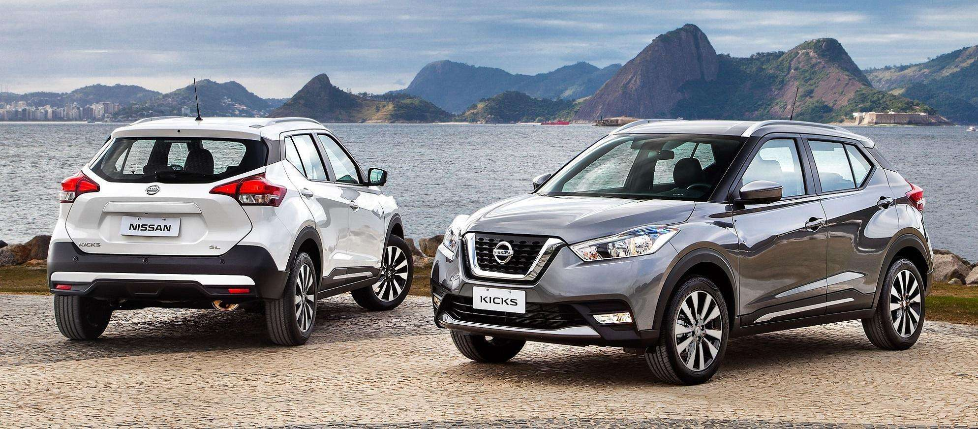 Nissan Kicks chega para ser nova referência entre os crossovers no Brasil