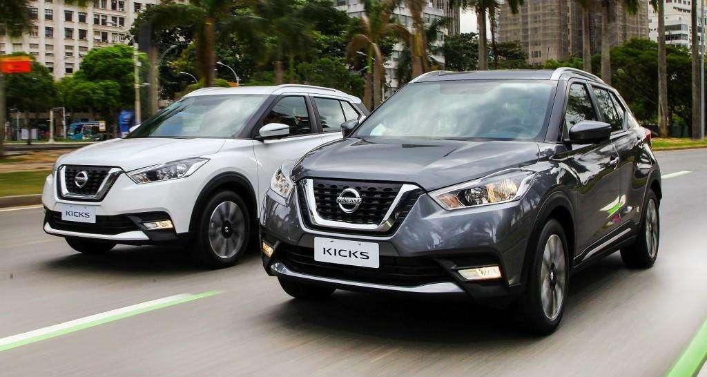 Nissan Kicks celebra 3 anos de fabricação no Brasil, com mais de 140 mil unidades produzidas