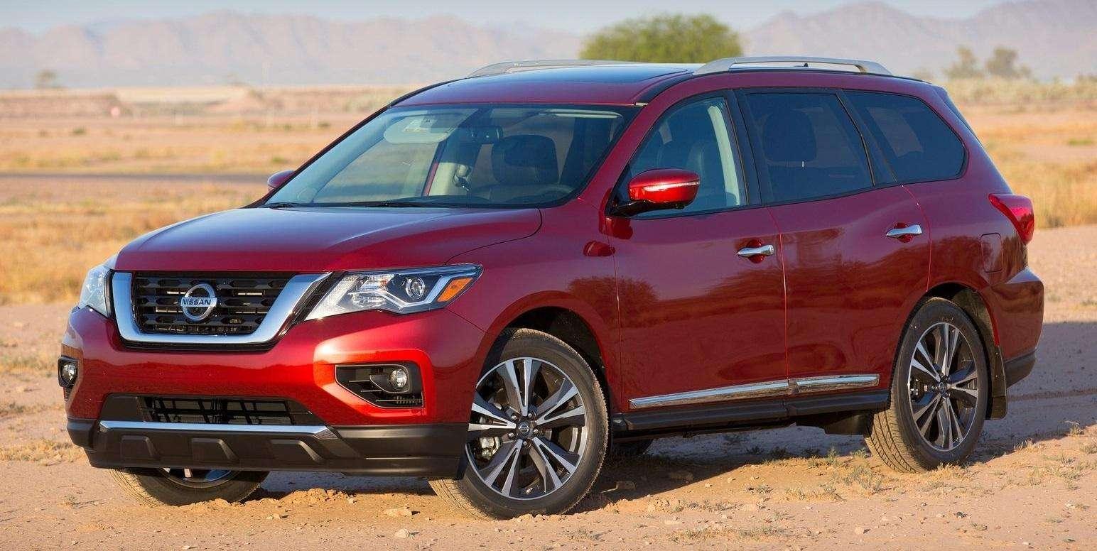 Nissan Pathfinder fica ainda mais atraente em sua linha 2017